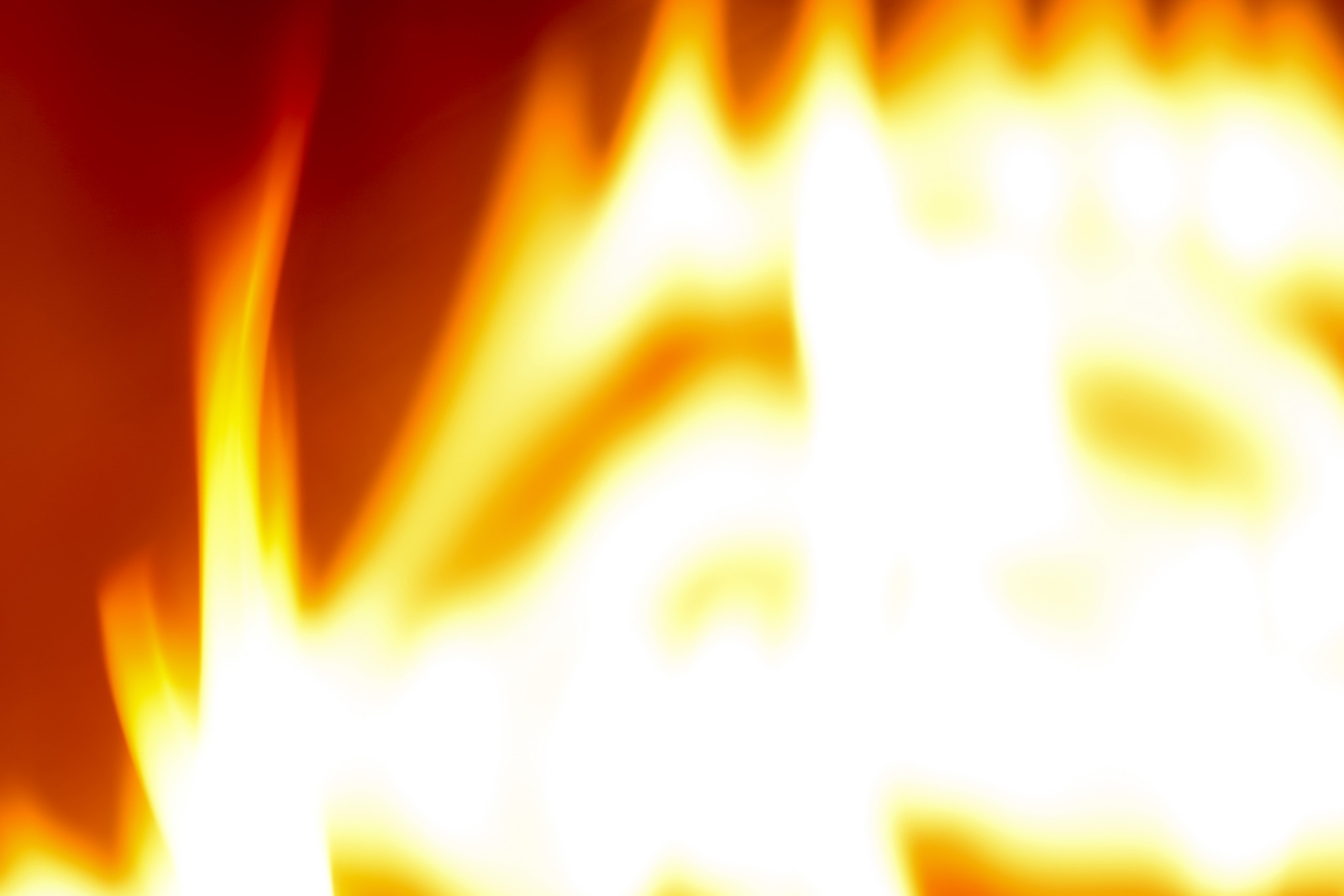 「激しく炎上する炎のテクスチャ」