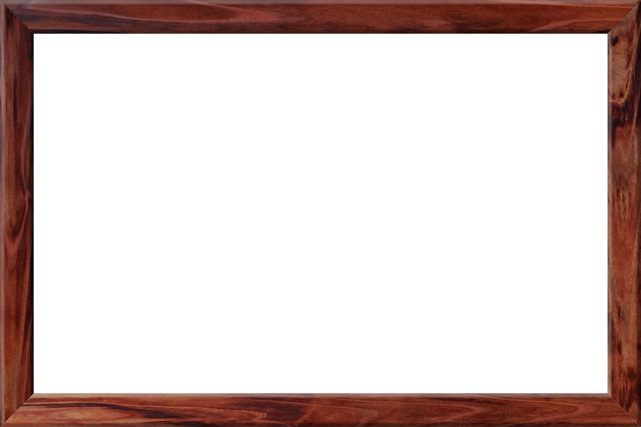 「和風の木製のフレーム」の画像を無料ダウンロード