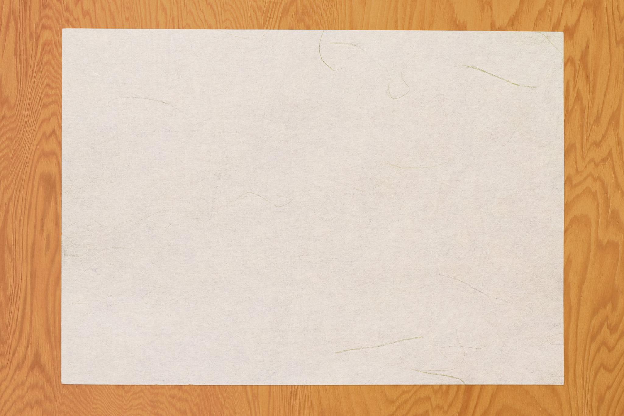 「白い和紙と木の板」の背景を無料ダウンロード