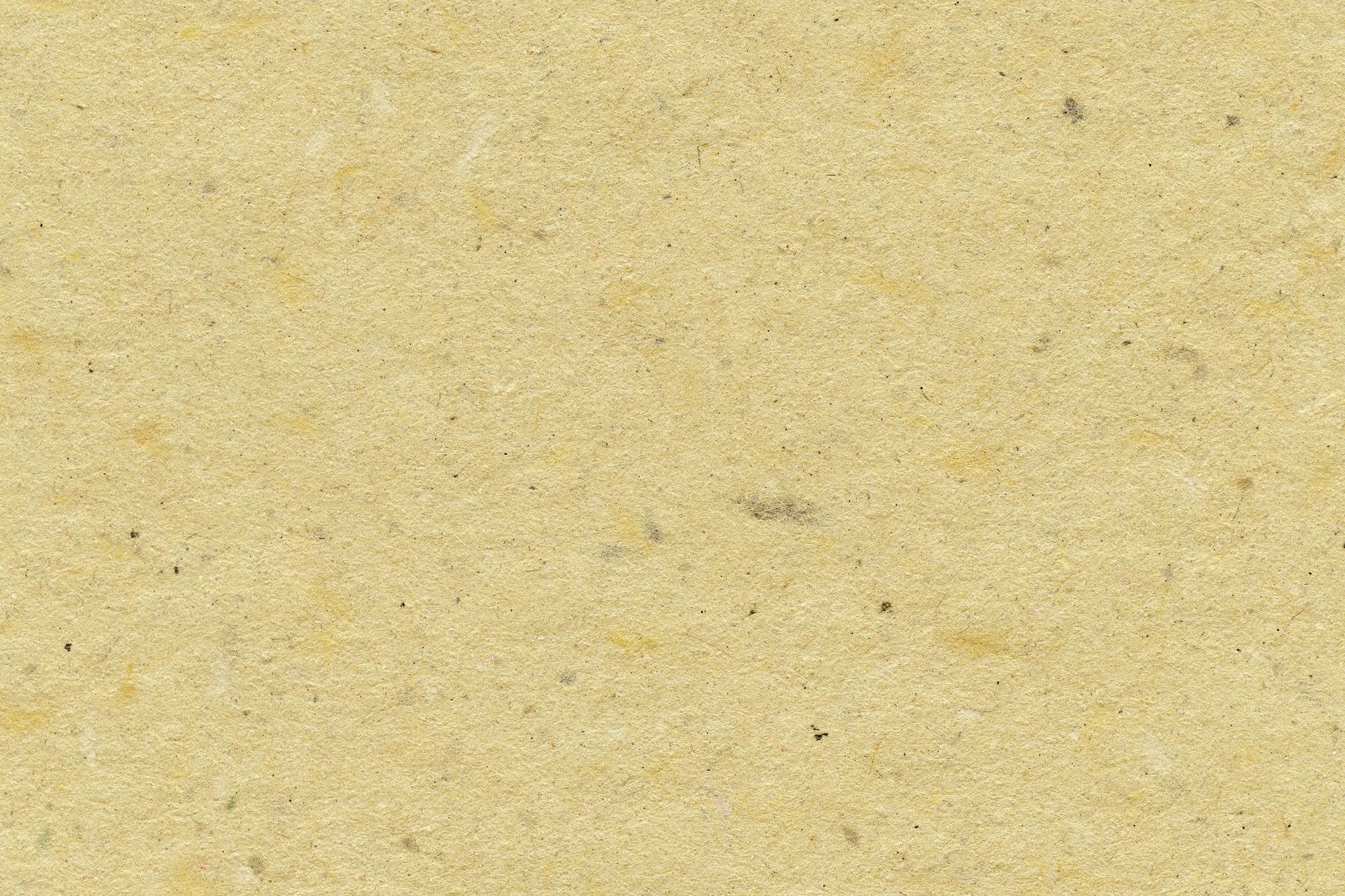 「ザラザラとした麦藁色の山根和紙」の画像を無料ダウンロード