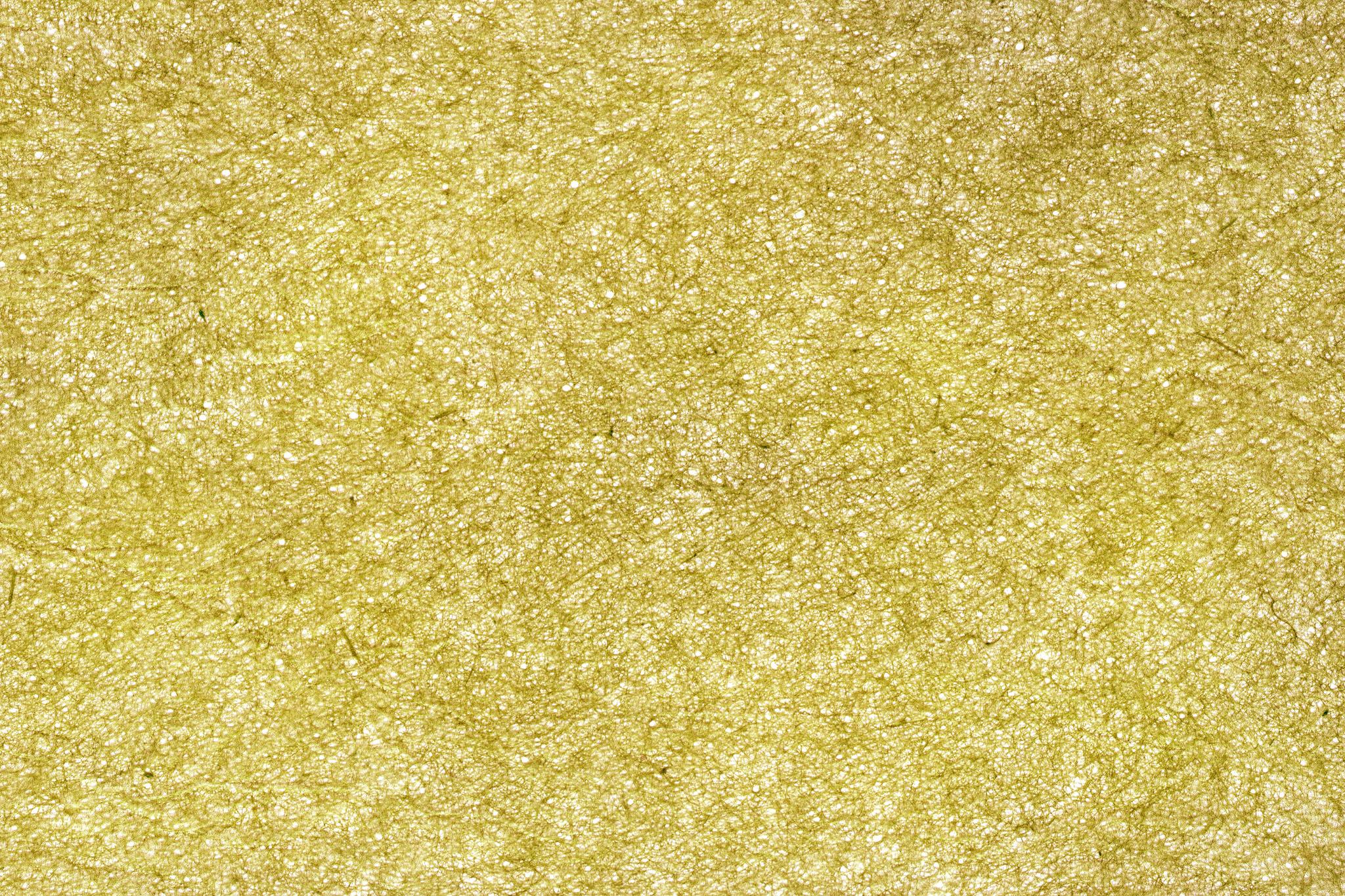 「黄金色の極薄和紙」の画像を無料ダウンロード