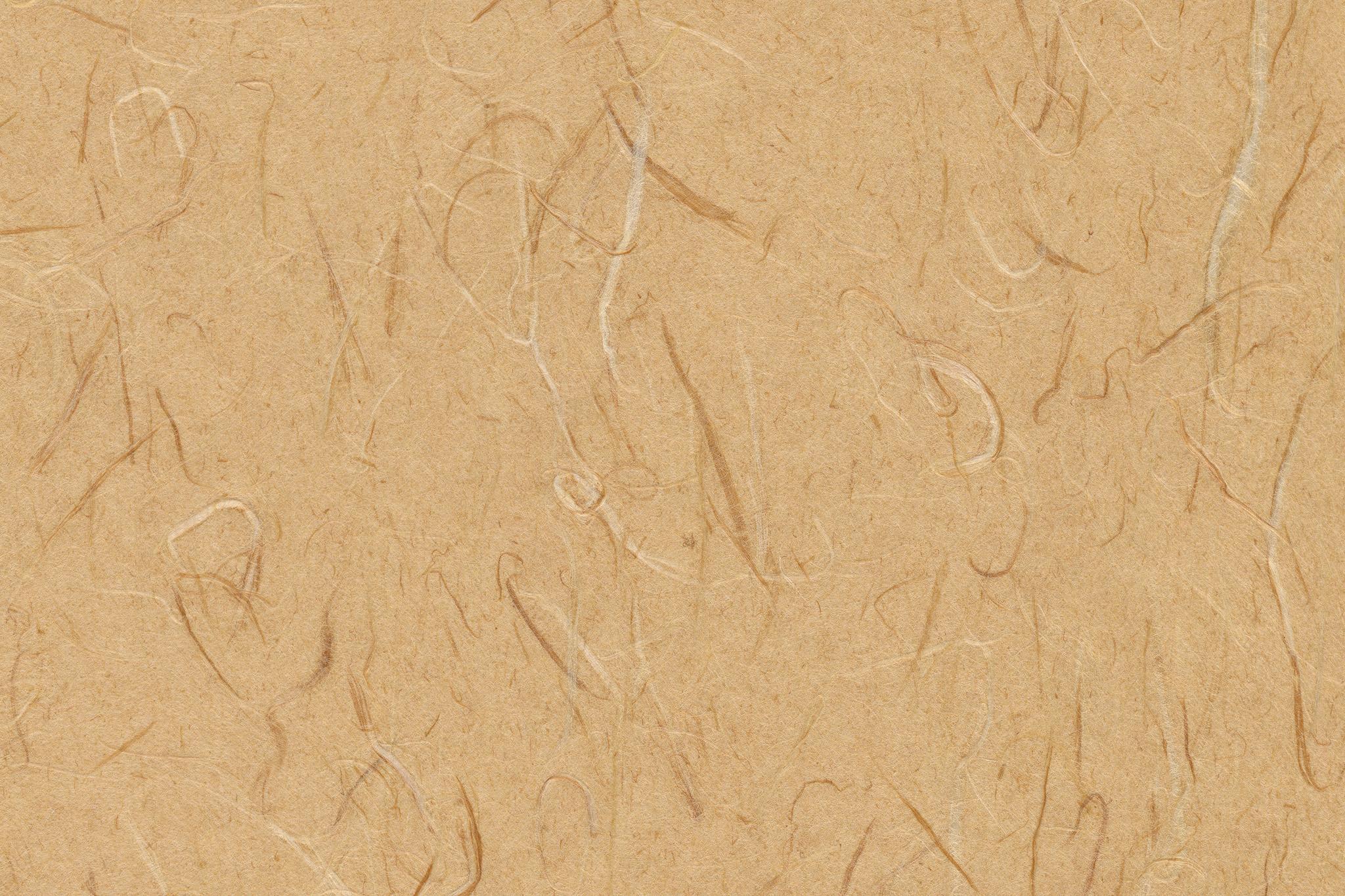 「落着いた色合いの丁子染の和紙」の背景を無料ダウンロード