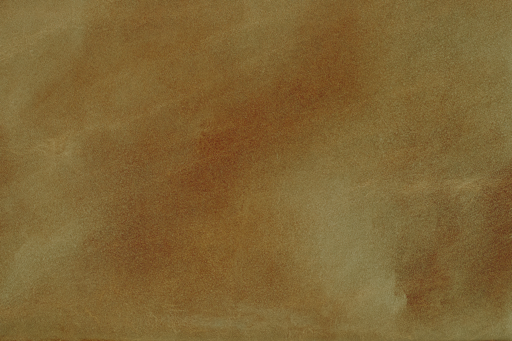 乾燥した薄茶色の牛皮