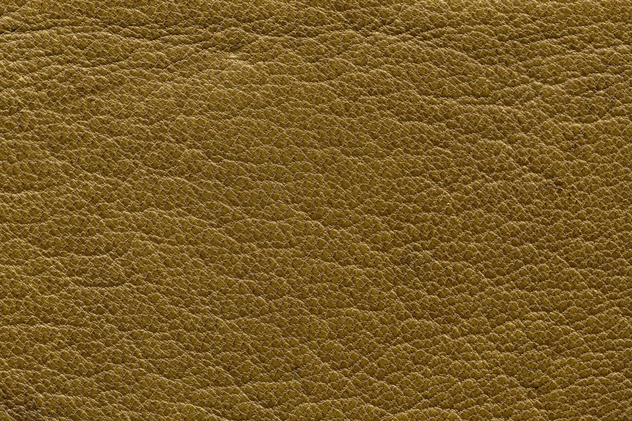 「黄土色のレザーの表面」の素材を無料ダウンロード