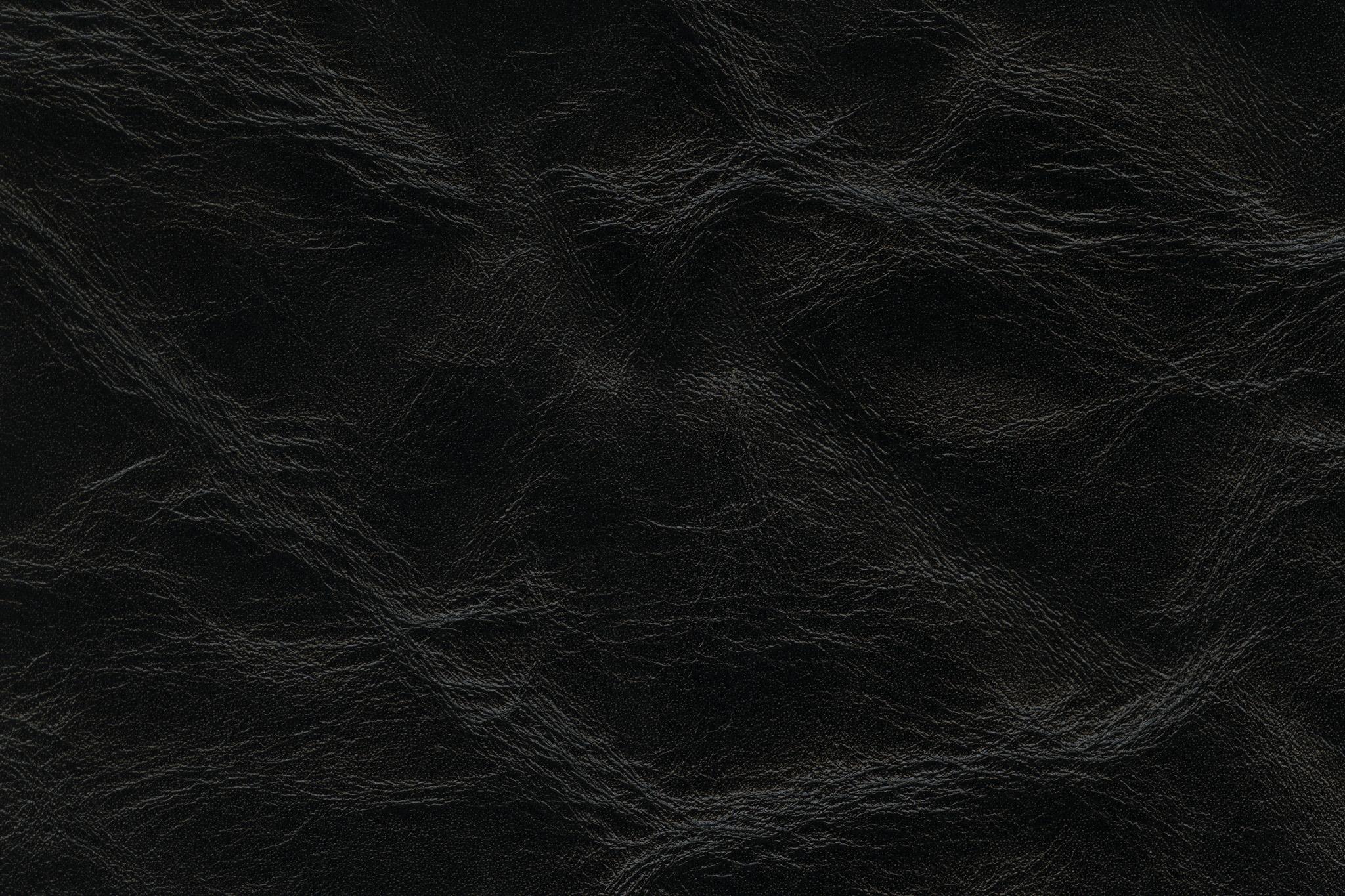 ブラックレザー