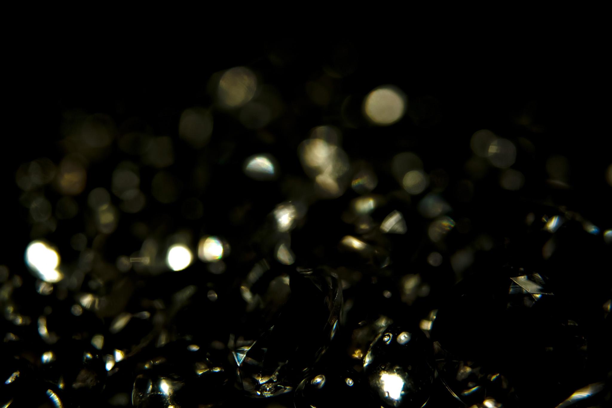 「キラキラの光背景」