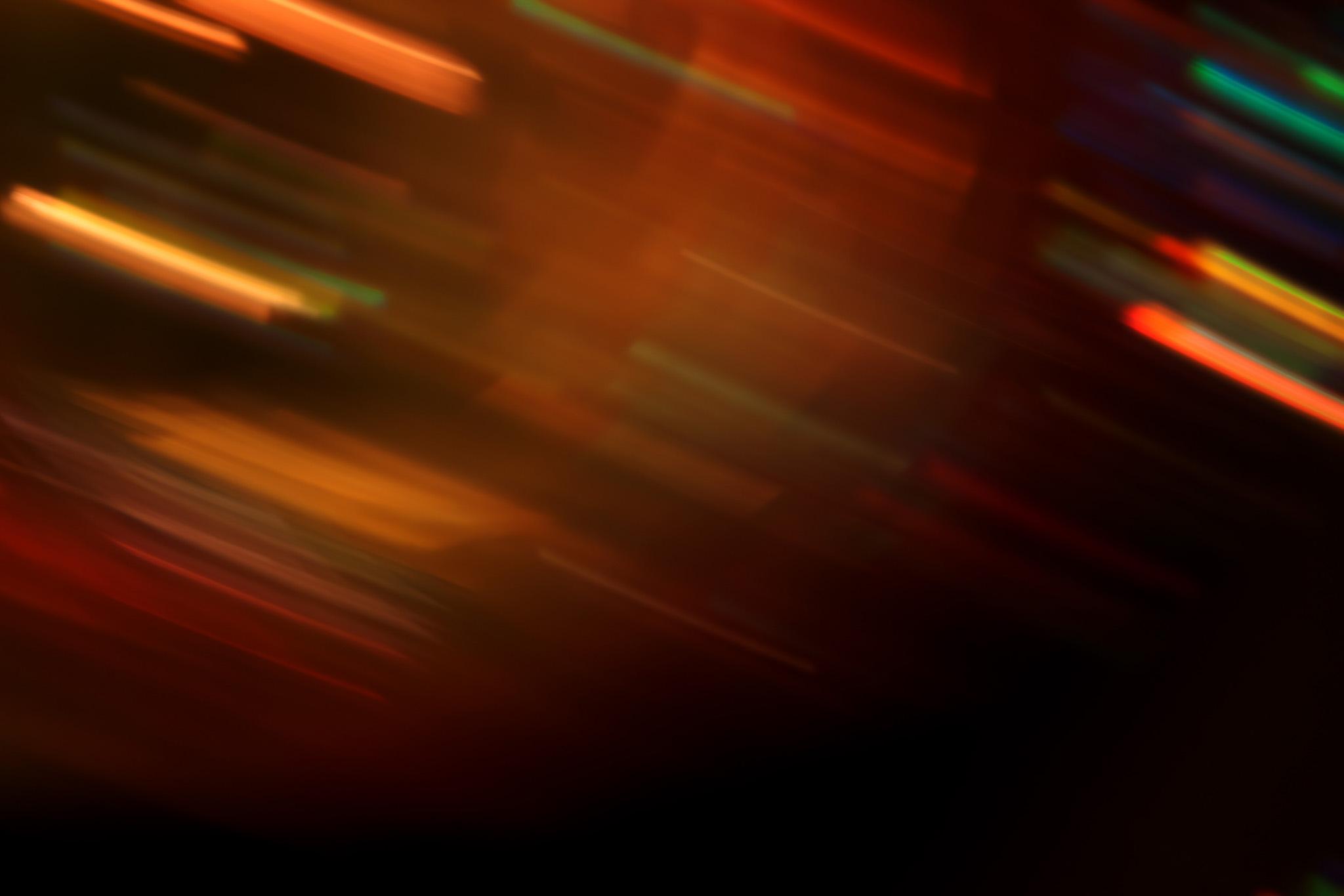 「光のライン」