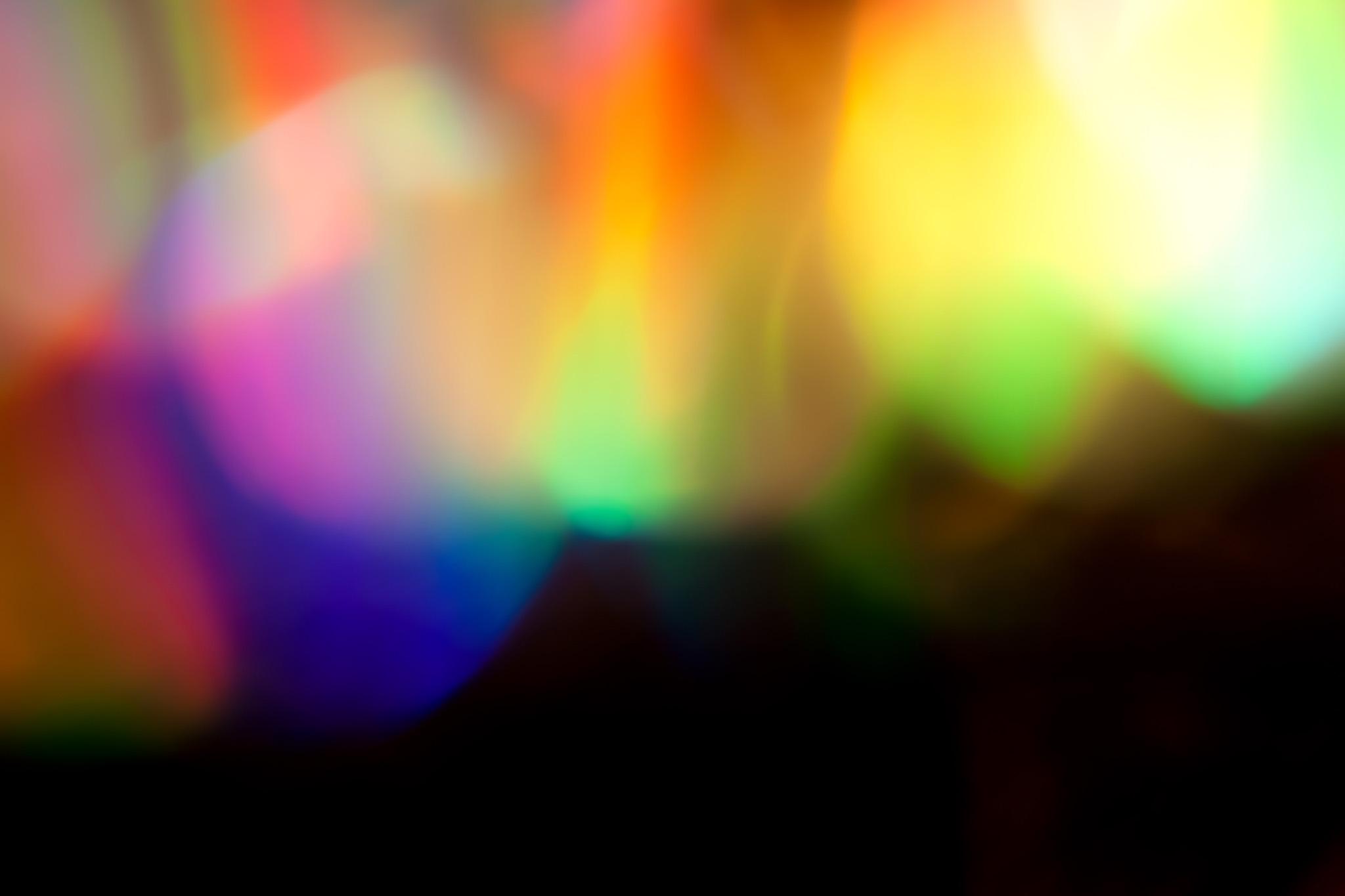 「キラキラとした虹彩」の背景を無料ダウンロード