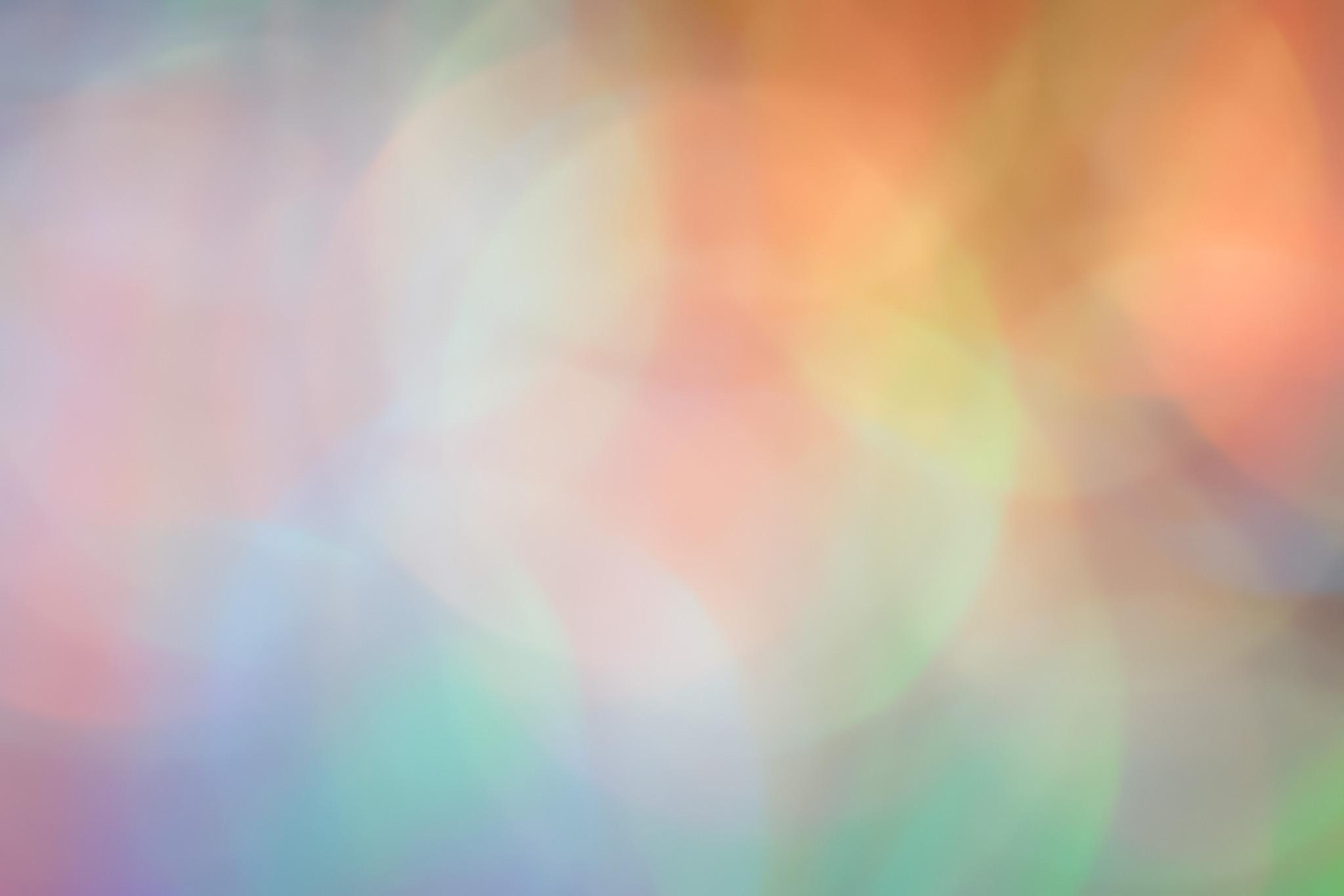 「光のグラデーション」