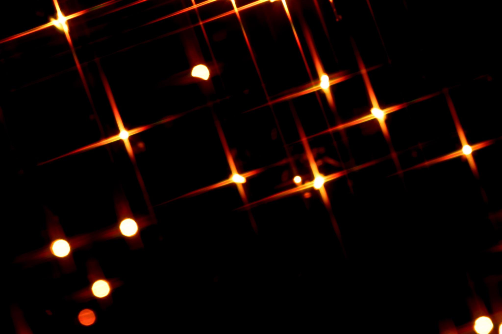 光のイルミネーション