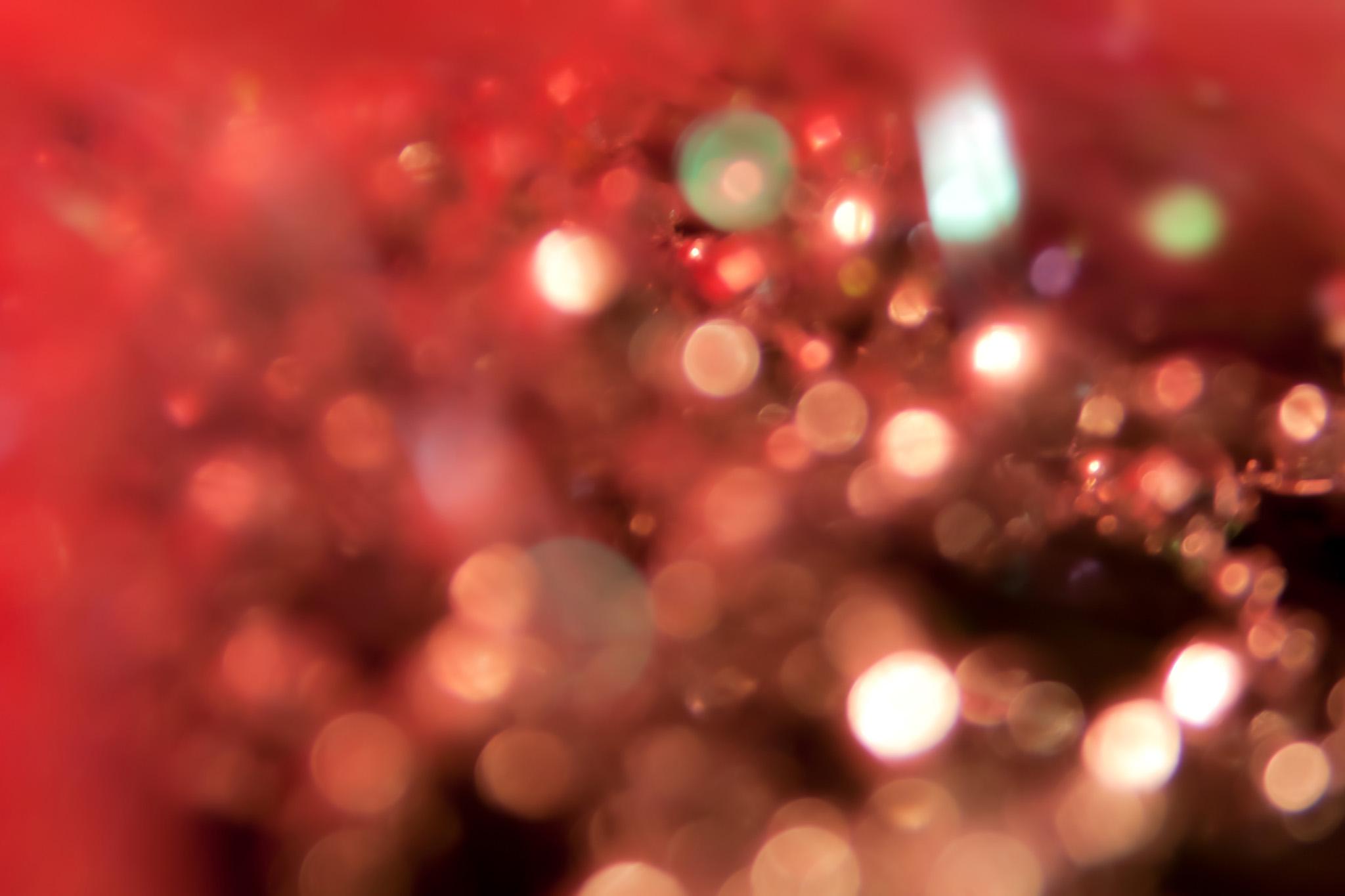 キラキラの光の玉