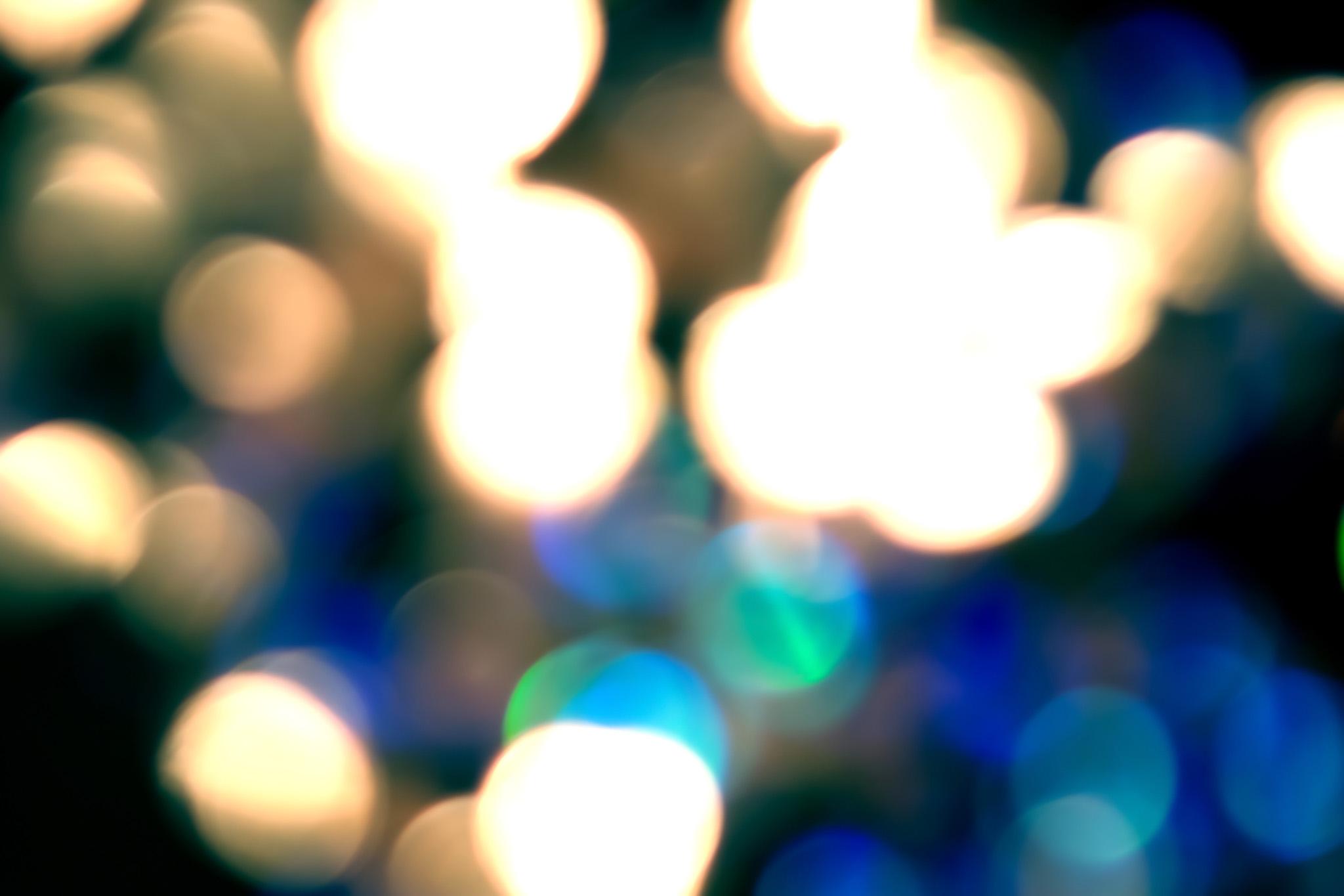 「眩い光」