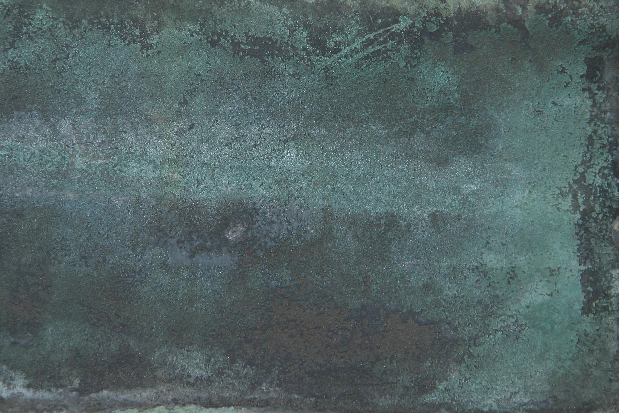 「腐食したブロンズのテクスチャ」の画像を無料ダウンロード