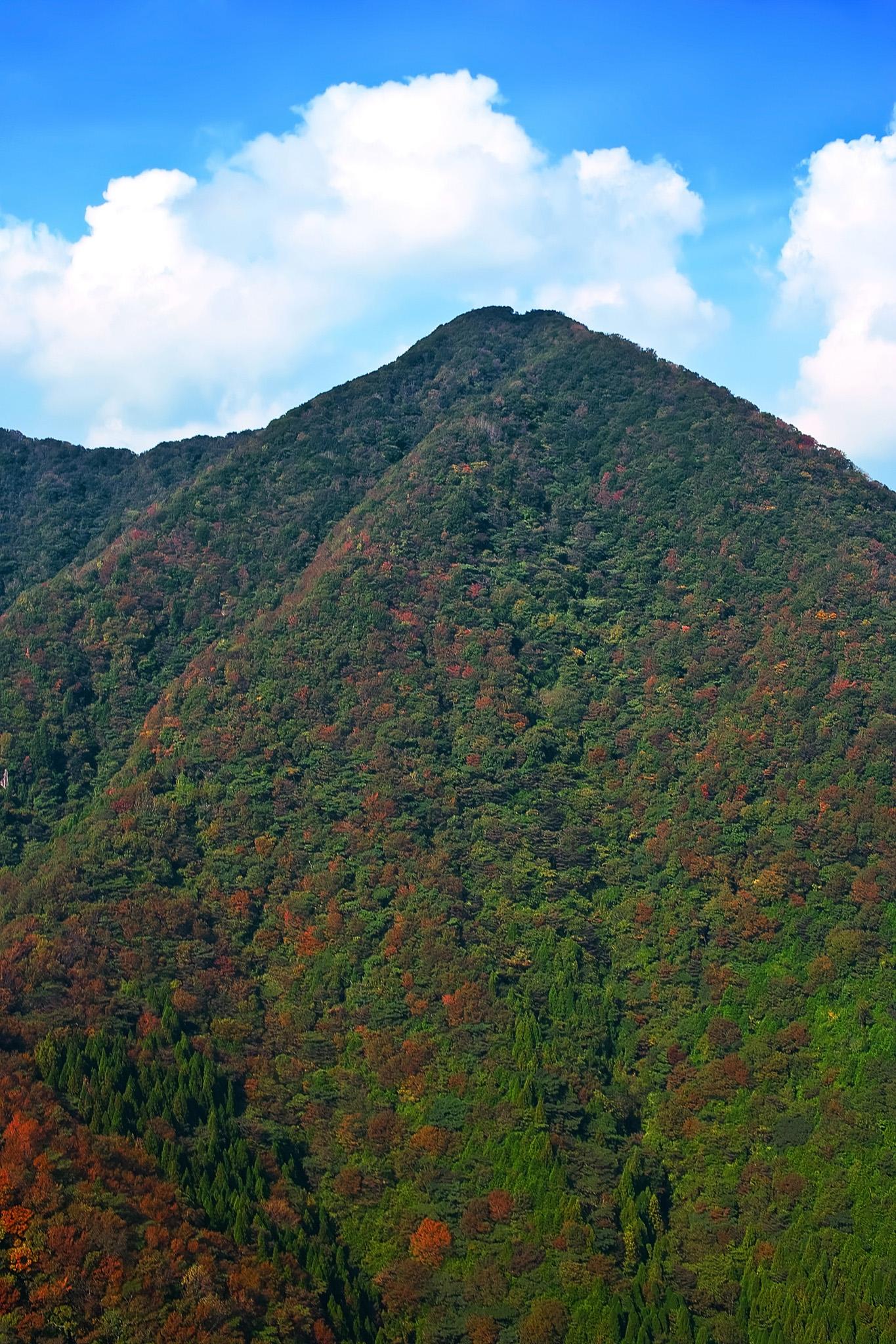 「四季の山」