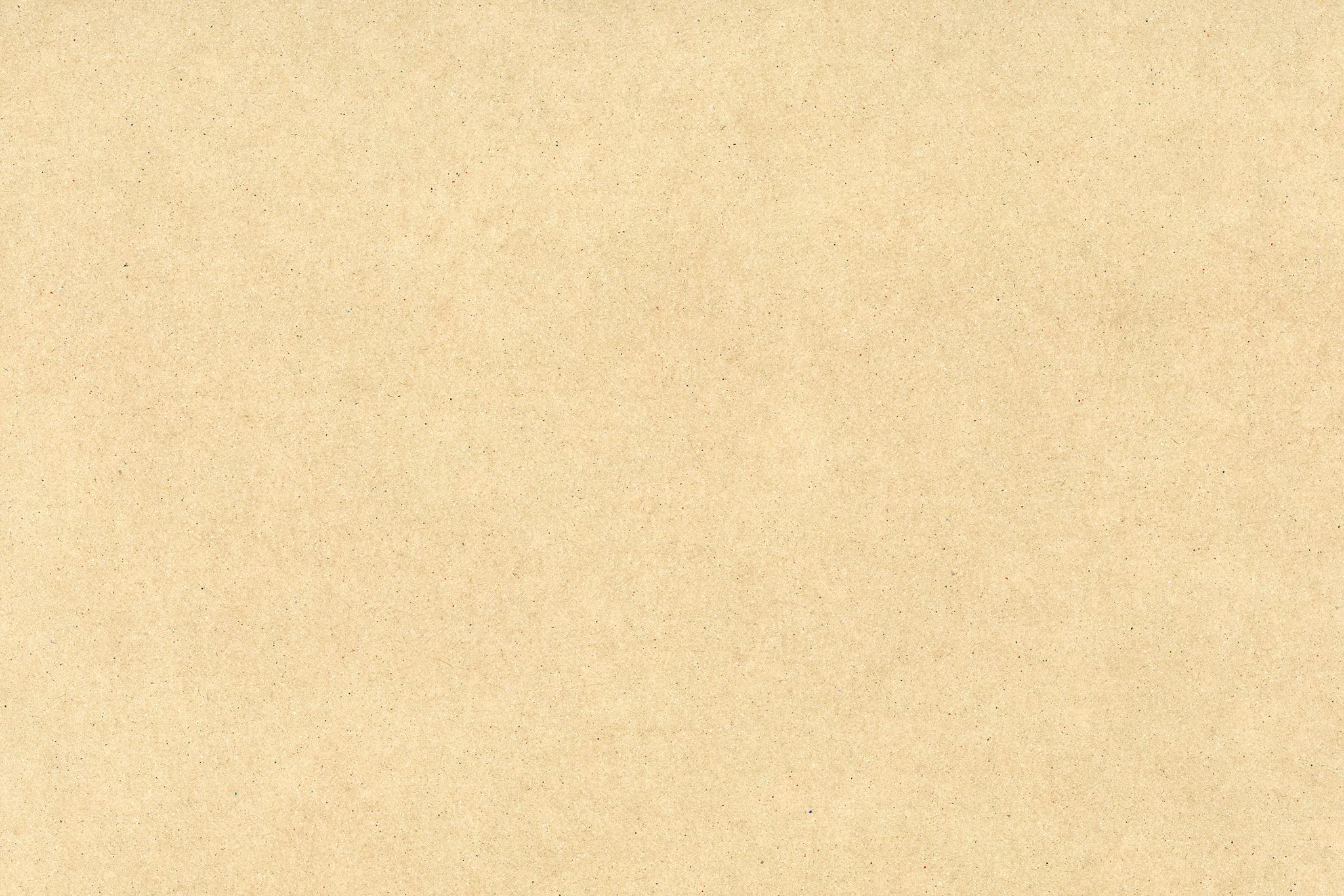 「繊維が見える薄茶色の紙」