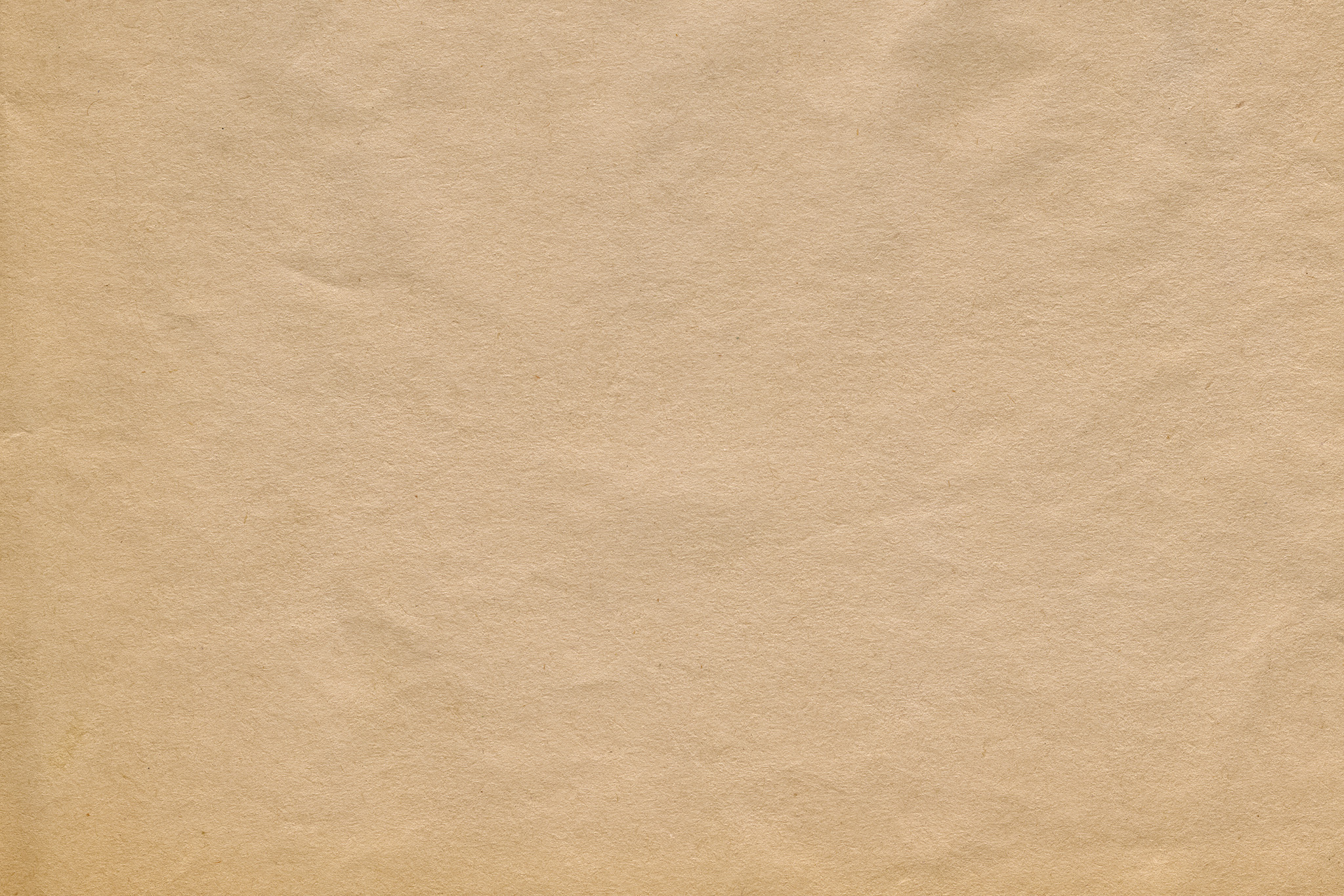 「ザラザラとした茶色いクラフト紙」
