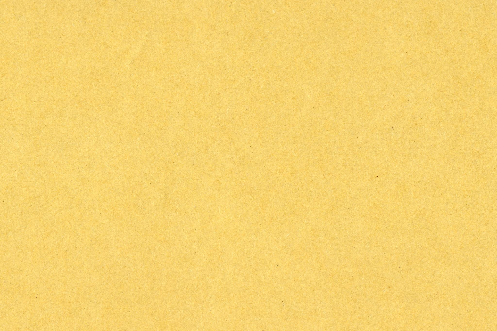 「薄黄色のクラフト紙」