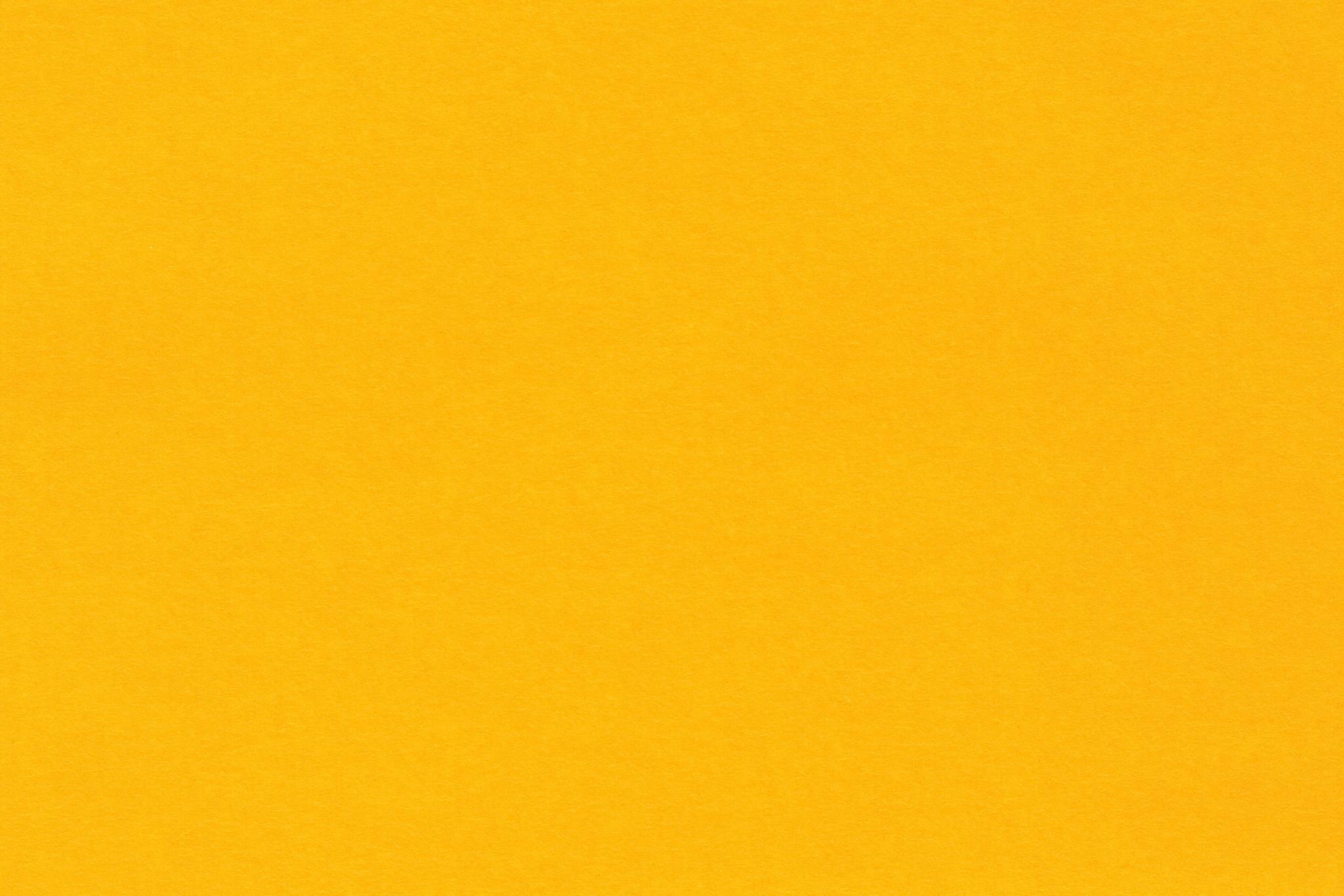 「暖かなイメージの山吹色の紙」