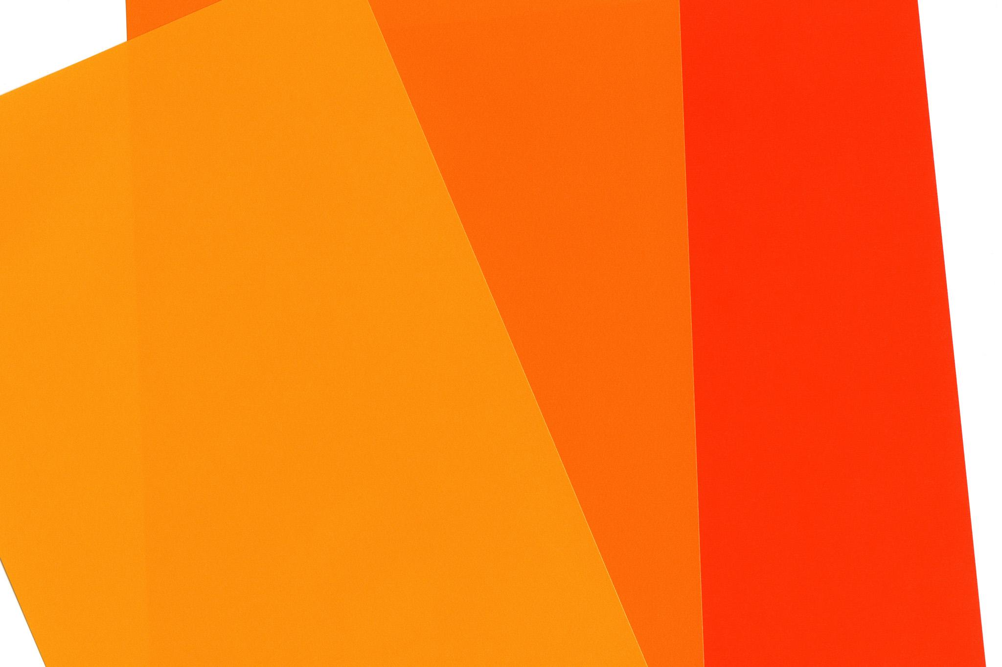 「暖色系の折り紙のテクスチャ」
