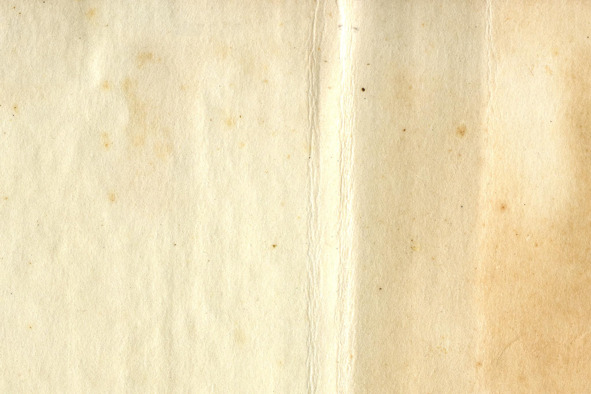 「古い紙の味のある風合い」