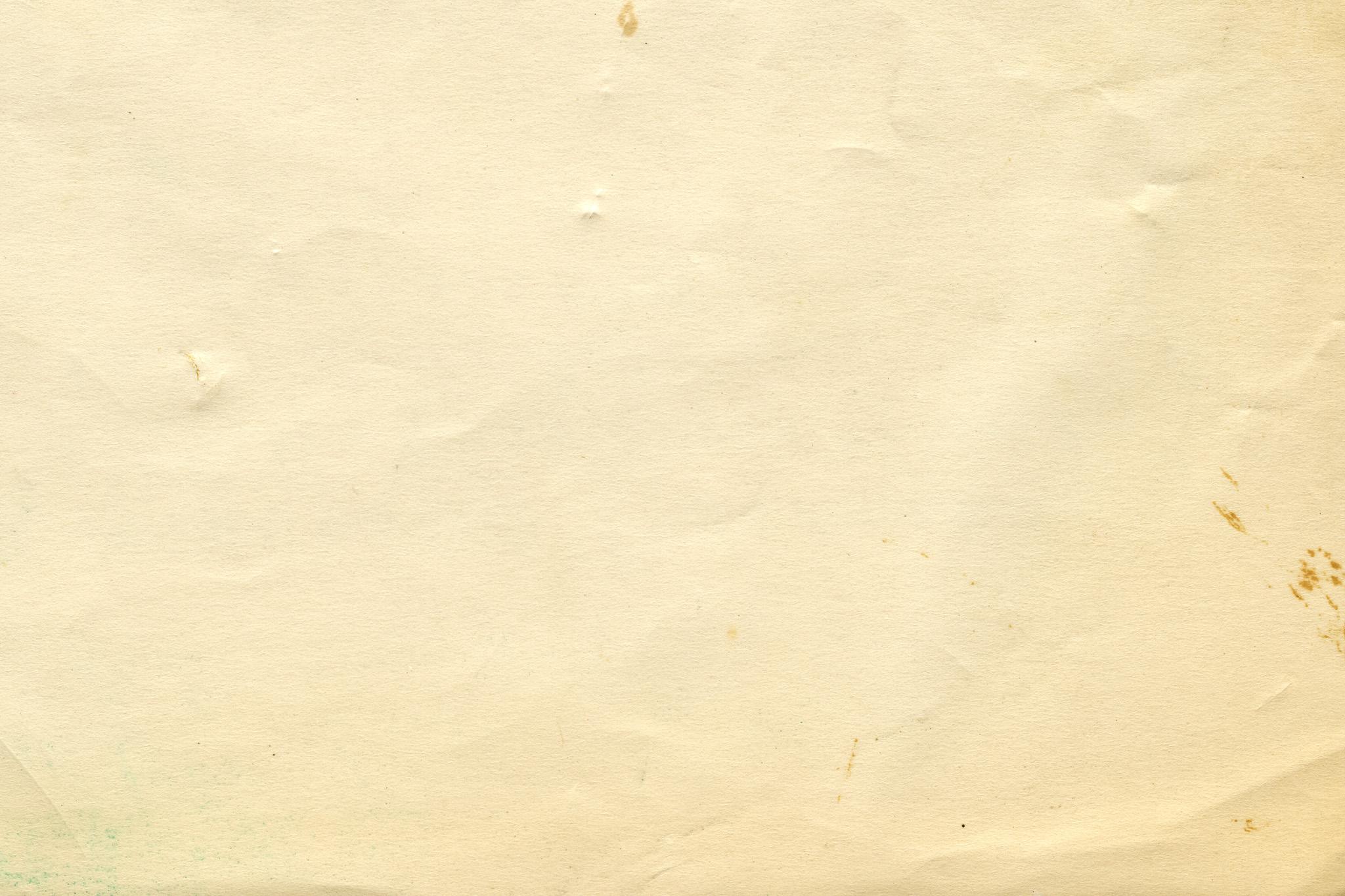 「古く汚れたセピア色の紙」
