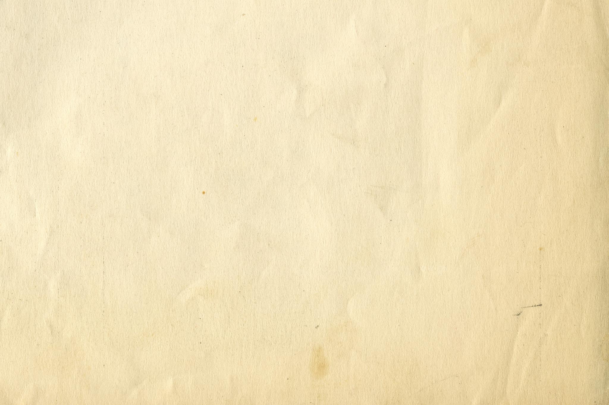 「日に焼けた昔の紙」の素材を無料ダウンロード