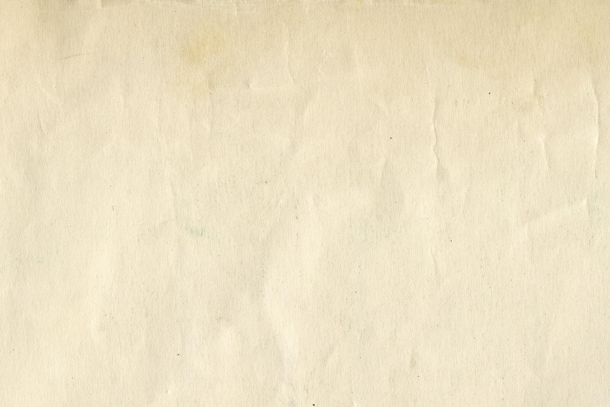 「年月を経たセピア色の紙」