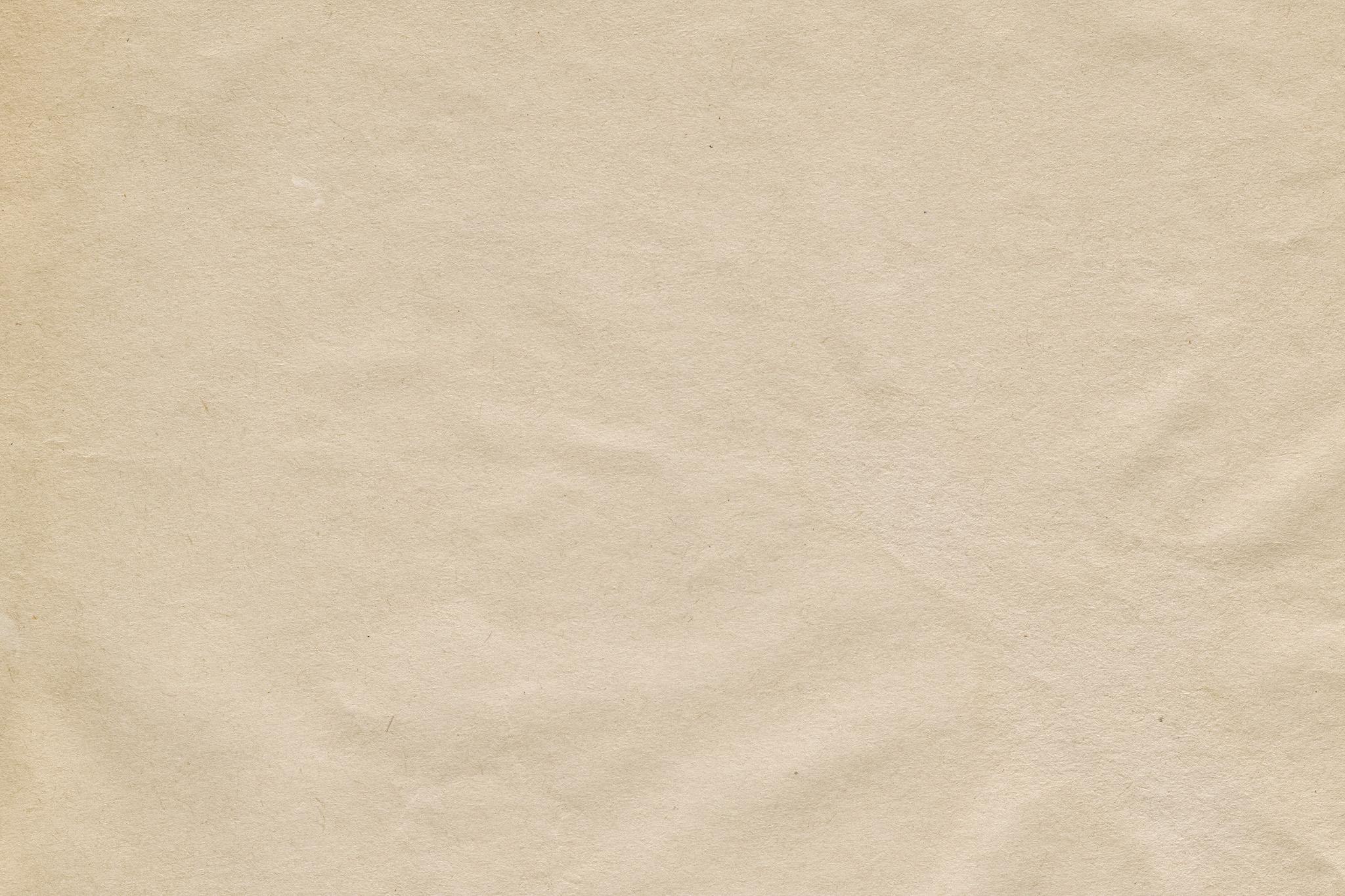 「素朴な雰囲気の生成り色の紙」