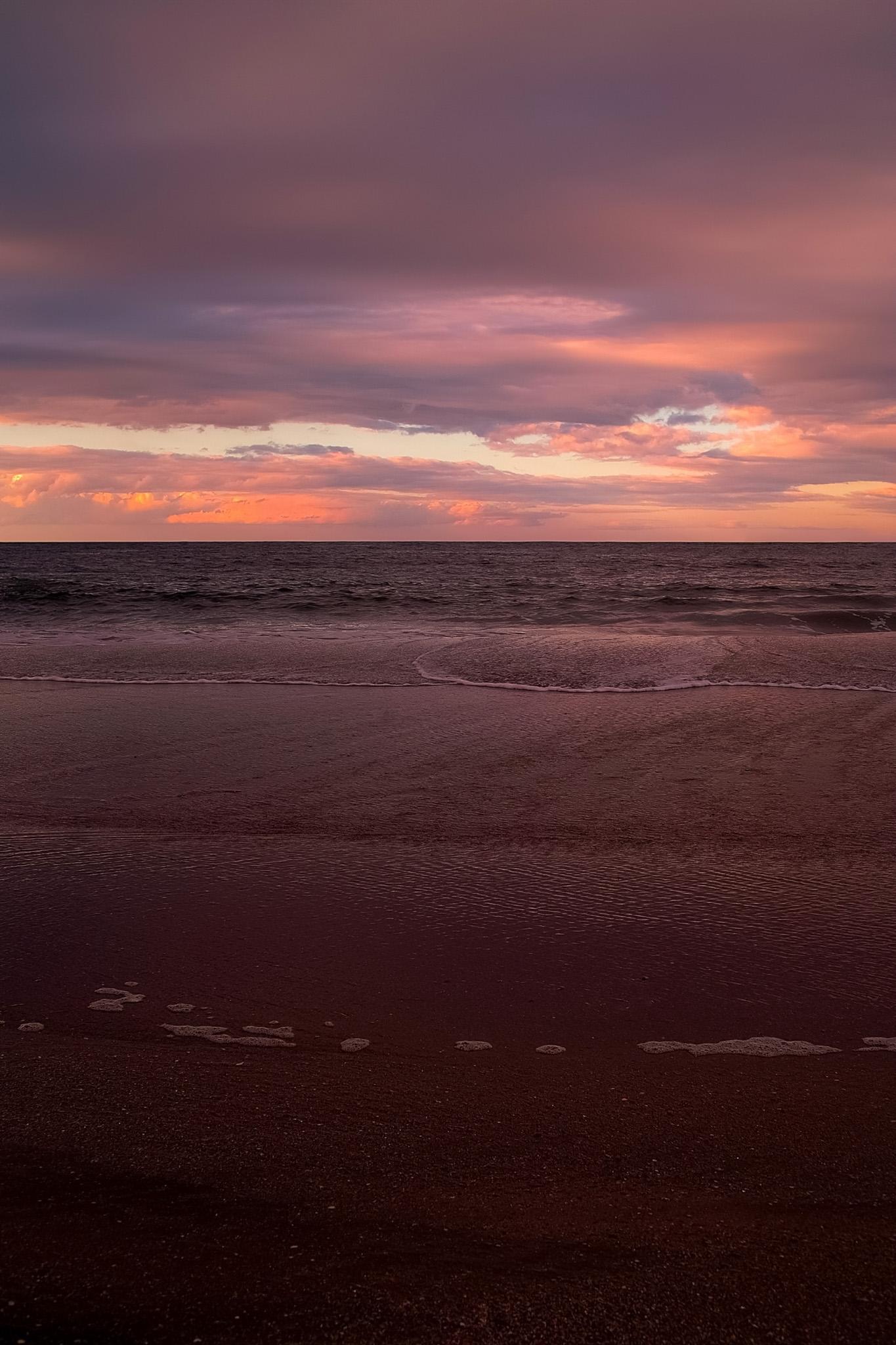 「サンセットビーチの画像」