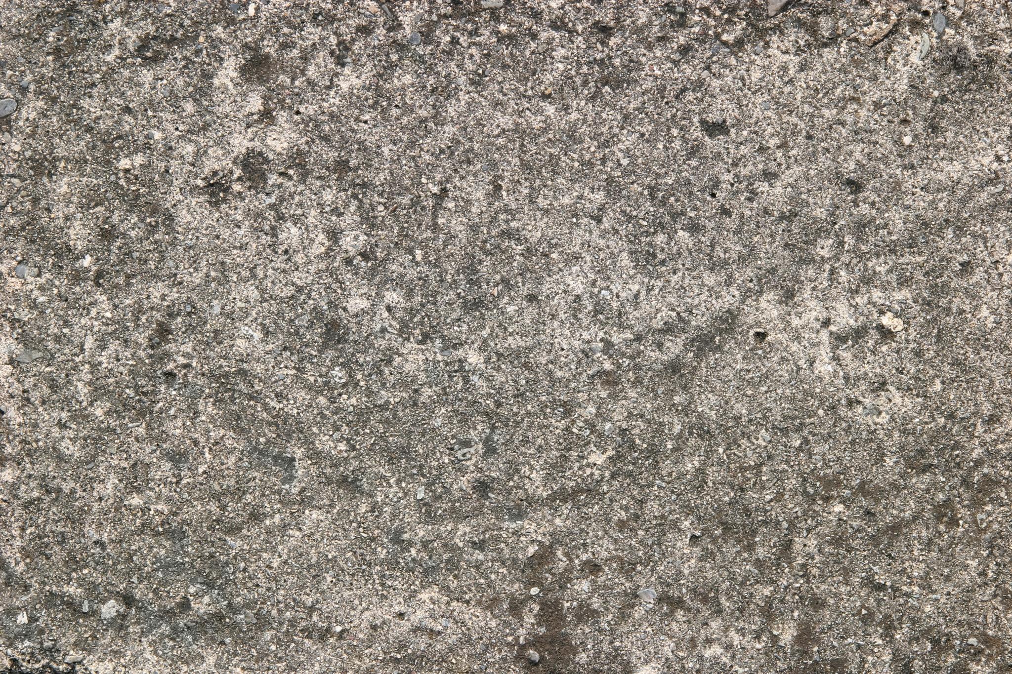 ザラザラとした灰色の石のテクスチャ画像