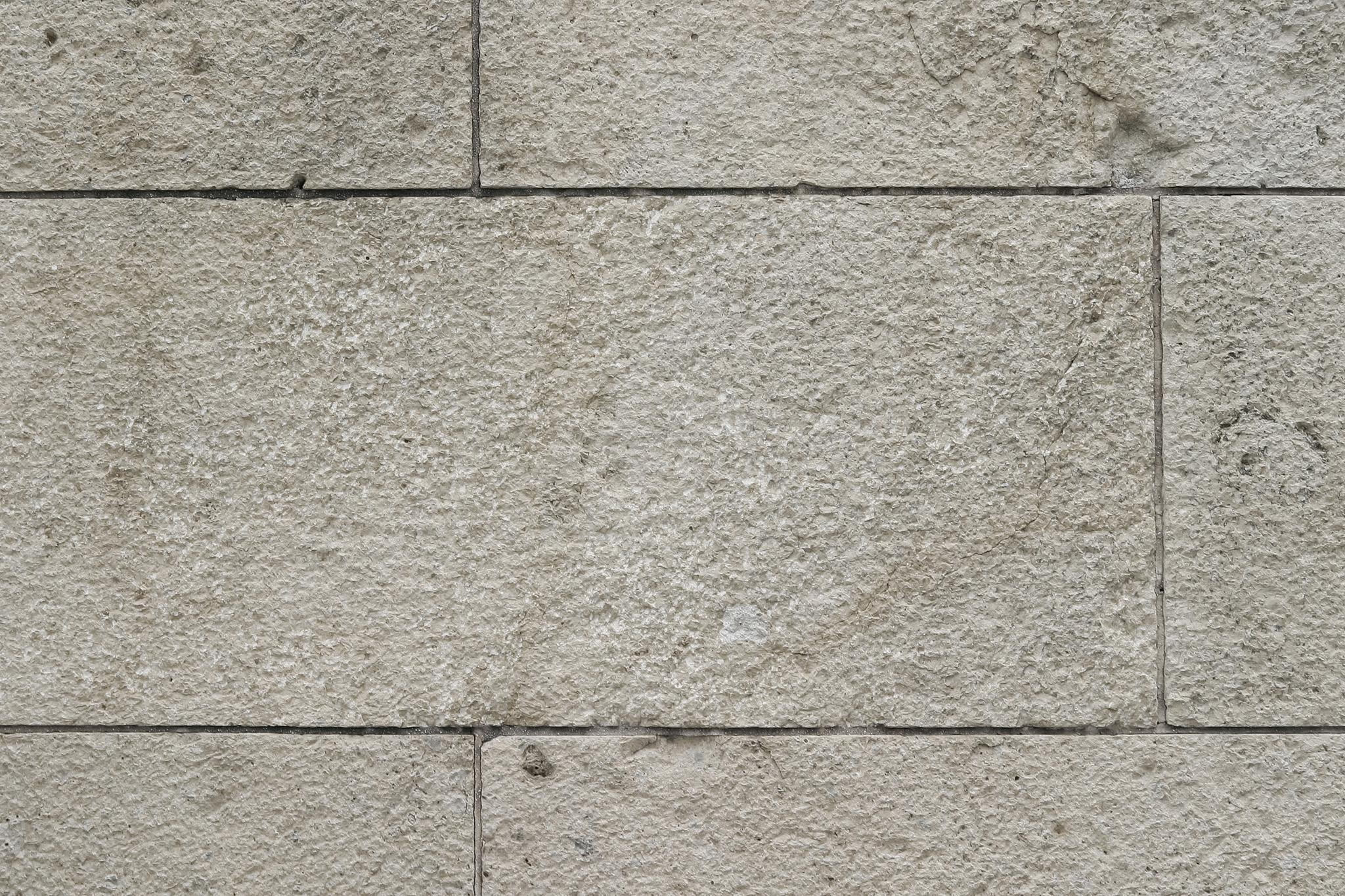 「細い溝の汚れた白い石壁」のテクスチャを無料ダウンロード