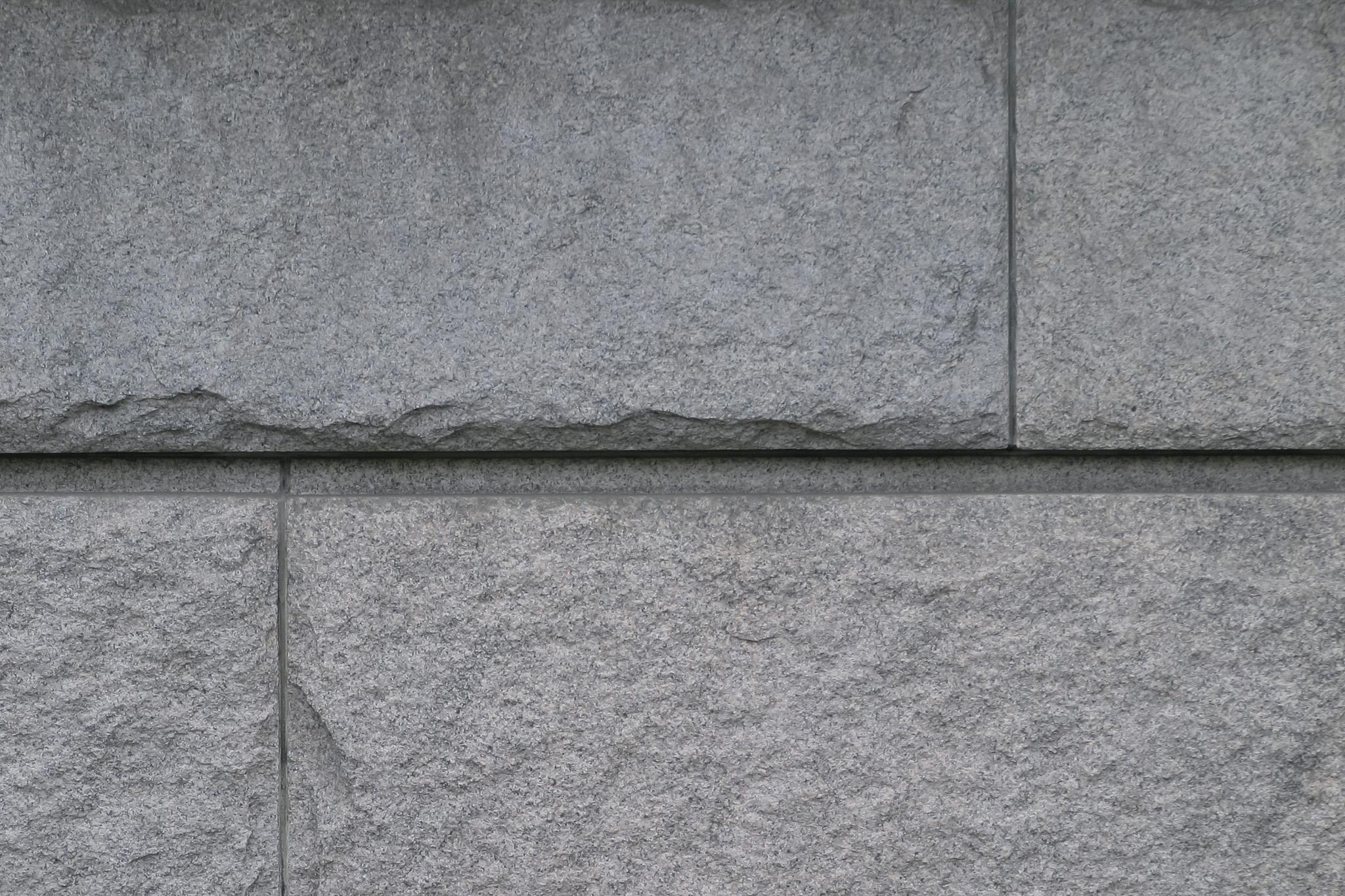 「直線的な溝のある石壁」のテクスチャを無料ダウンロード