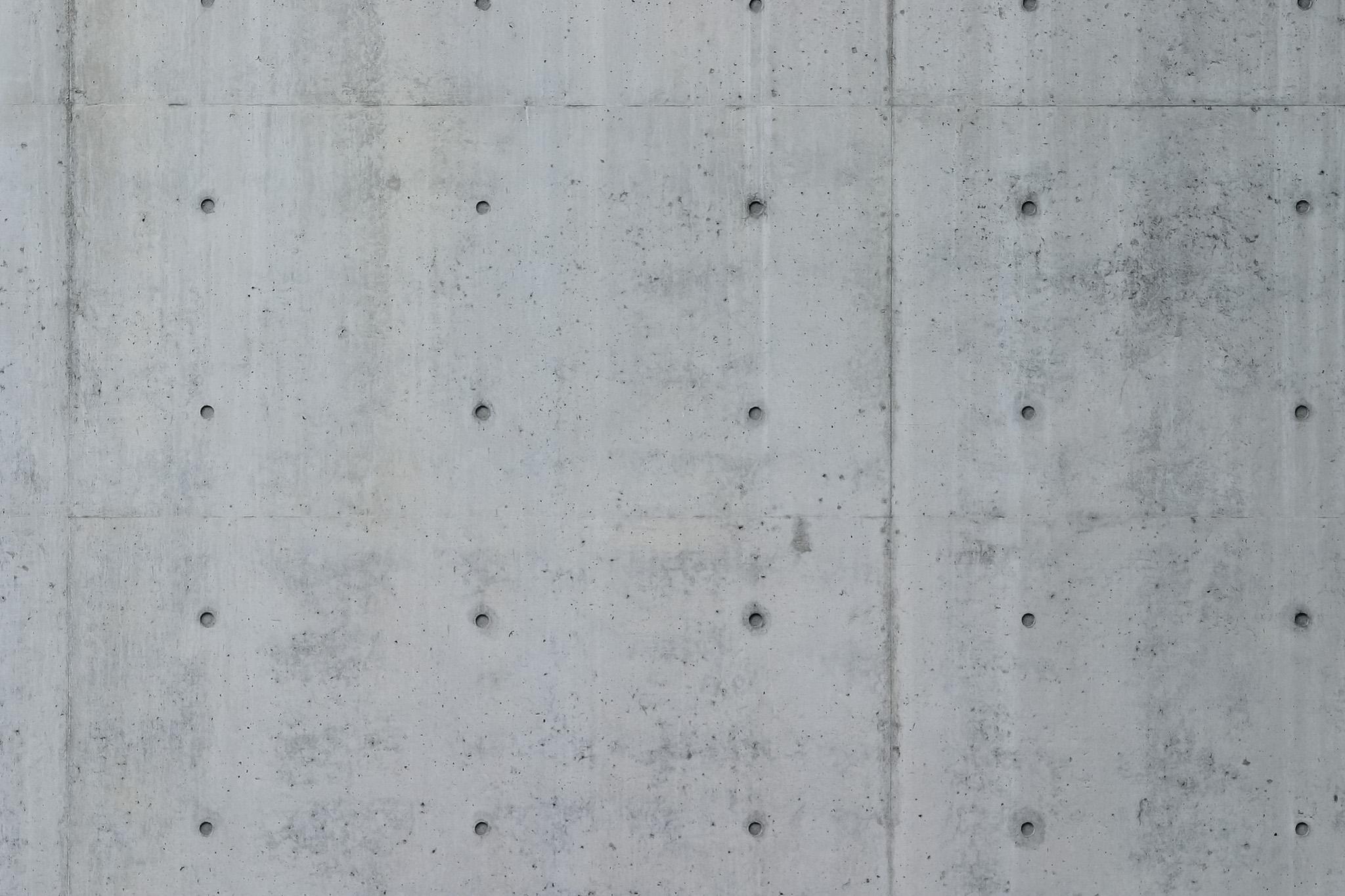 トンネルのコンクリート壁