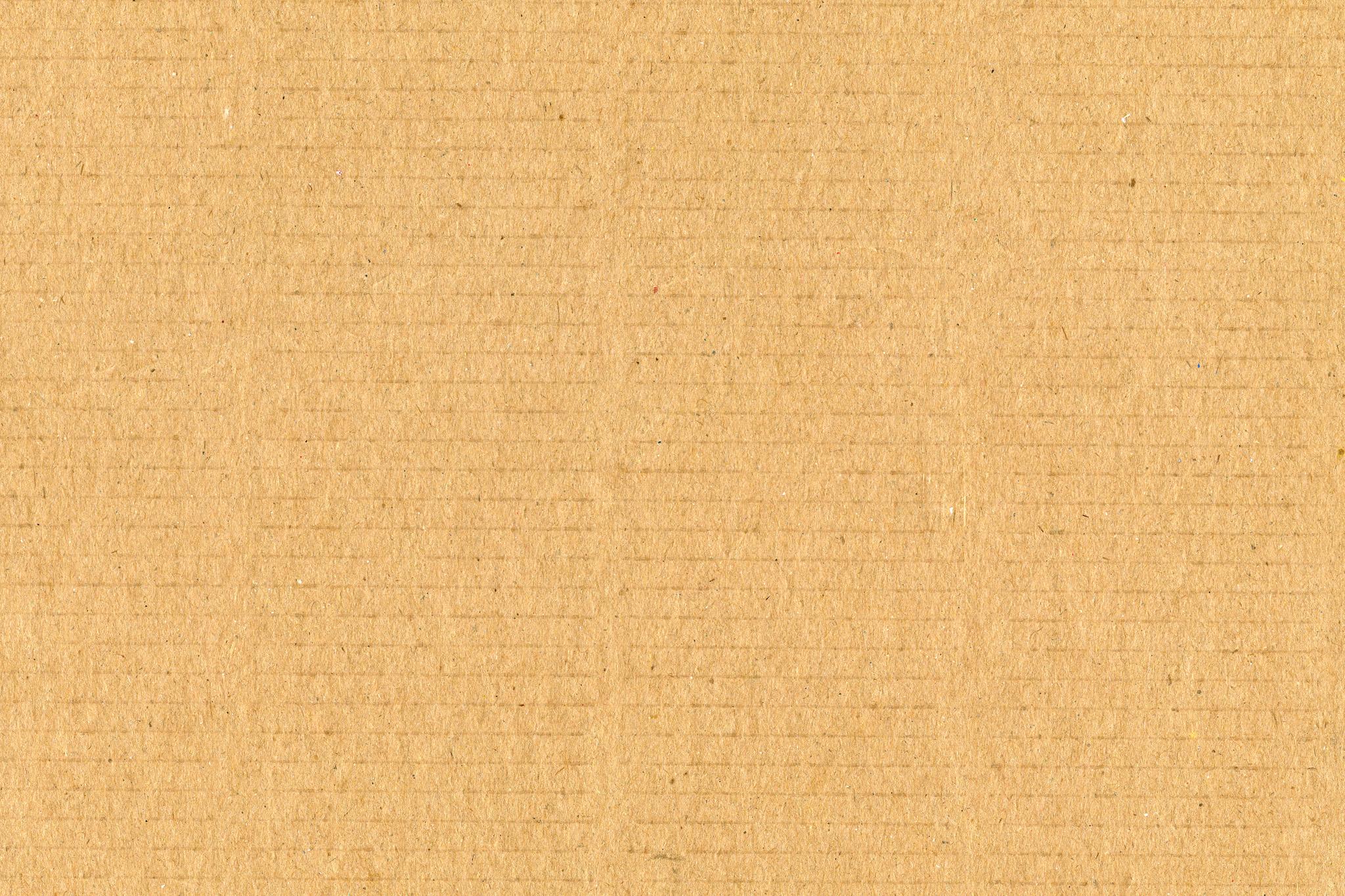 「ダンボールのテクスチャ素材」の素材を無料ダウンロード