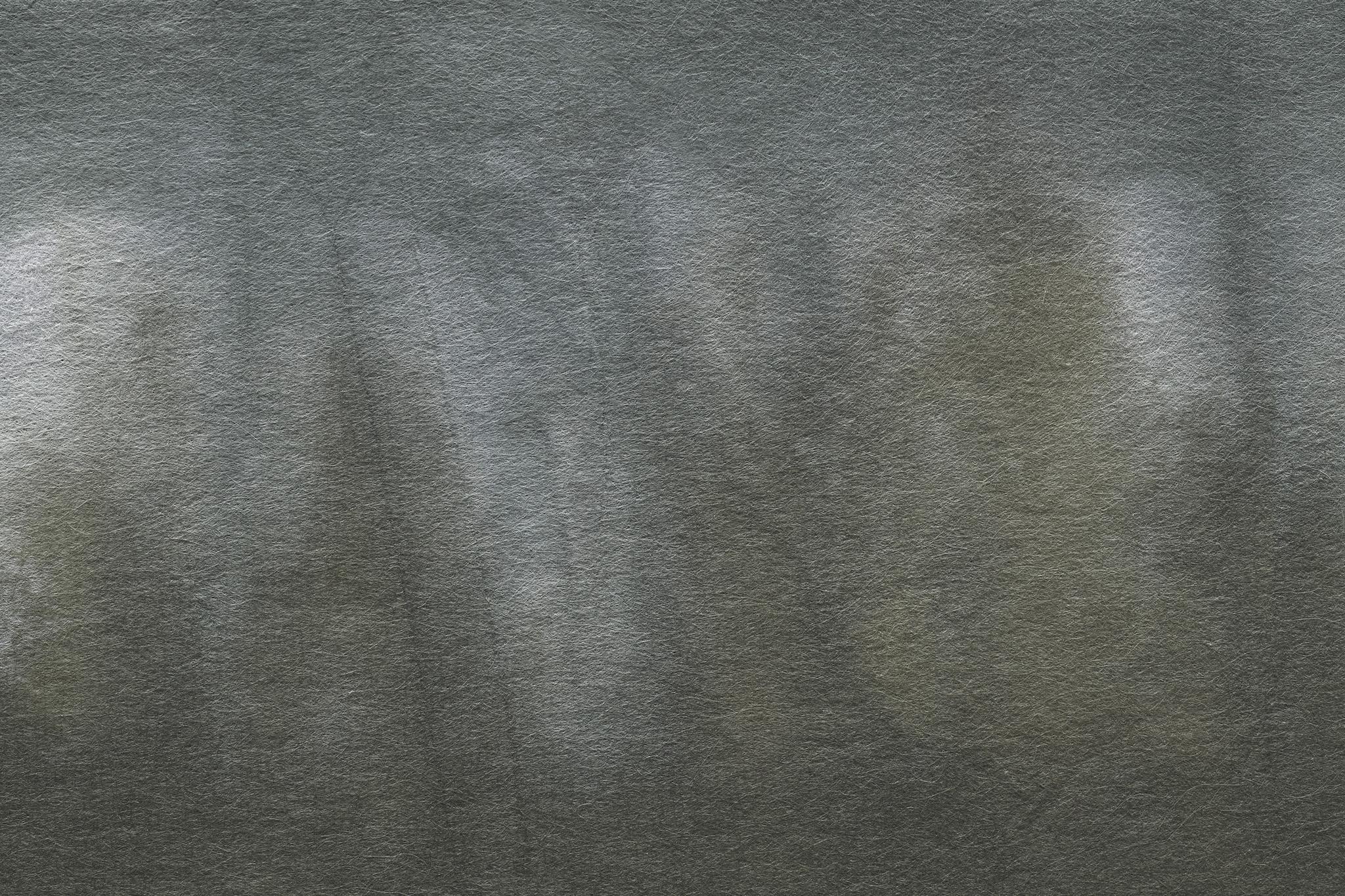 「鼠色の斑のある和紙素材」