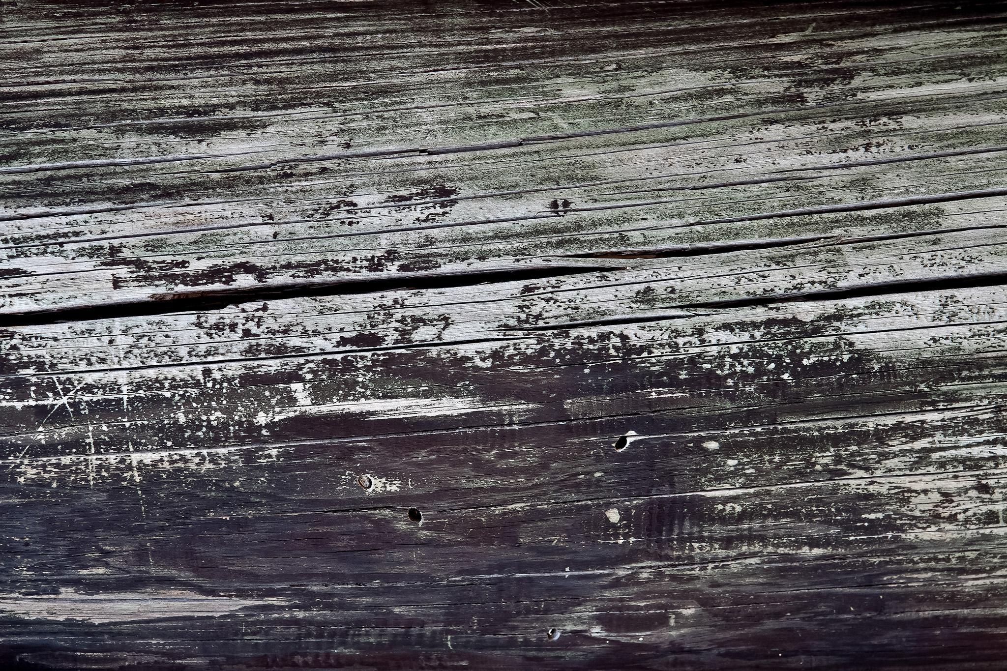 風化した木のテクスチャ