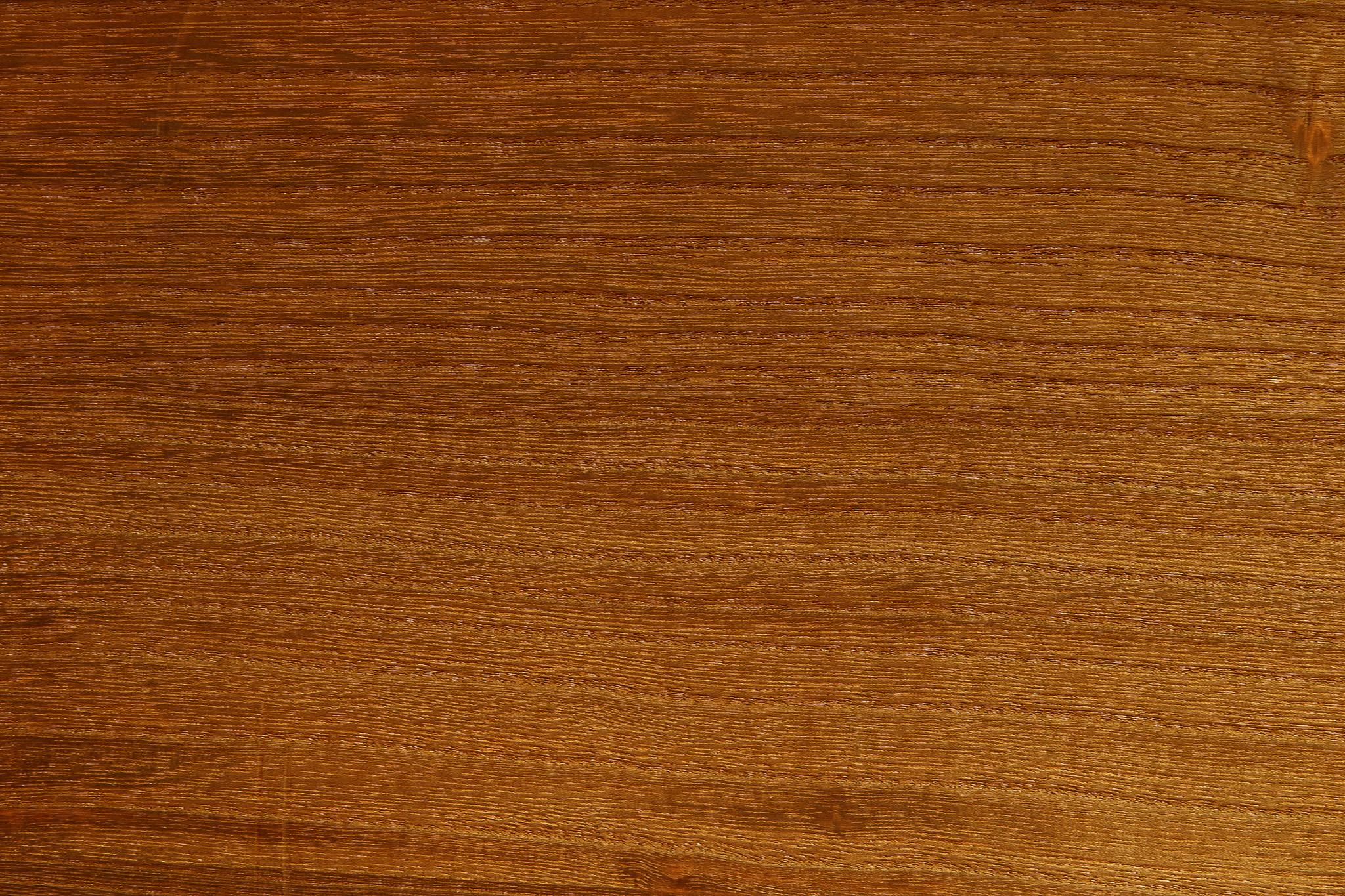 「茶色い木の木目テクスチャ」