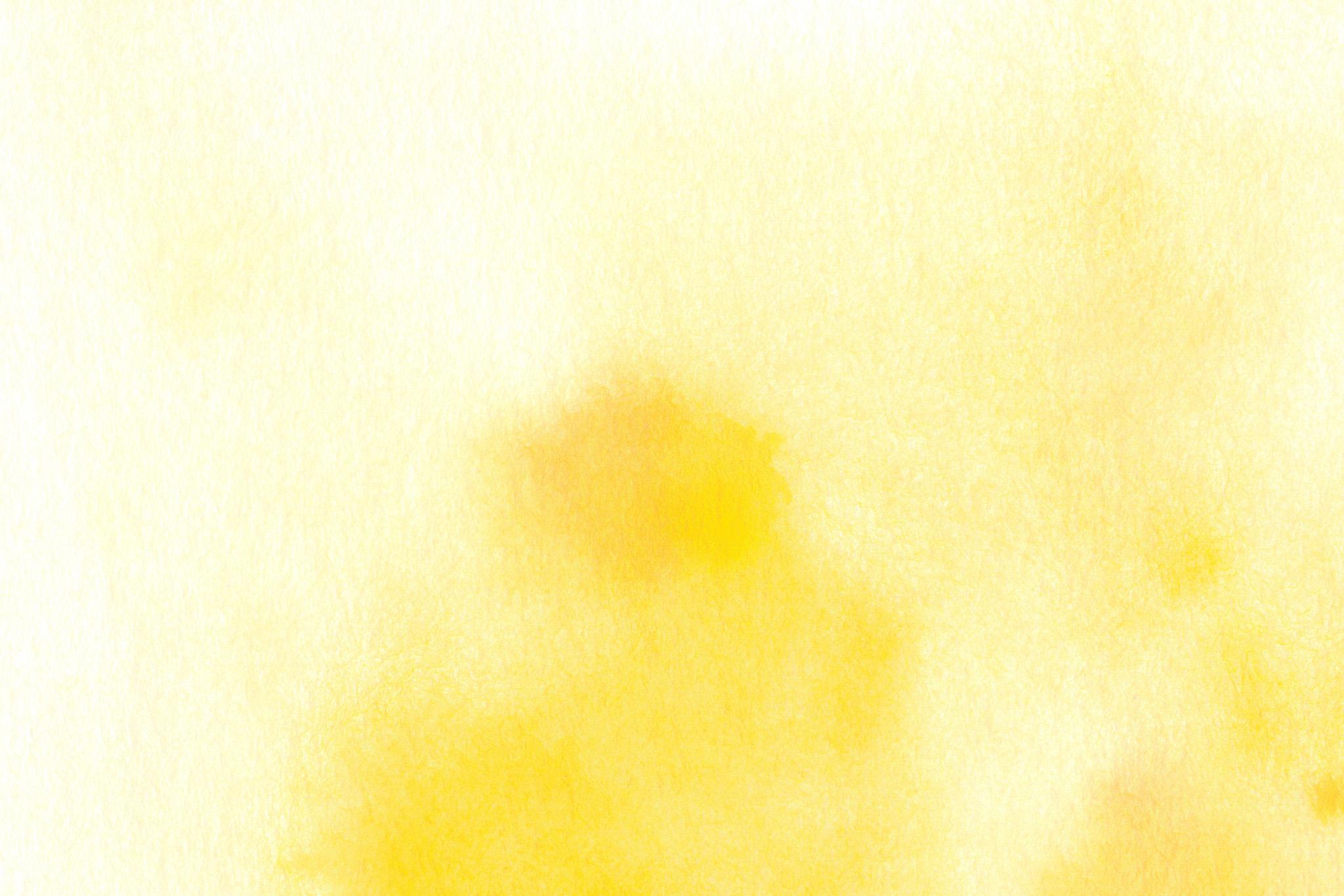 「クロムイエローのぼかし背景」
