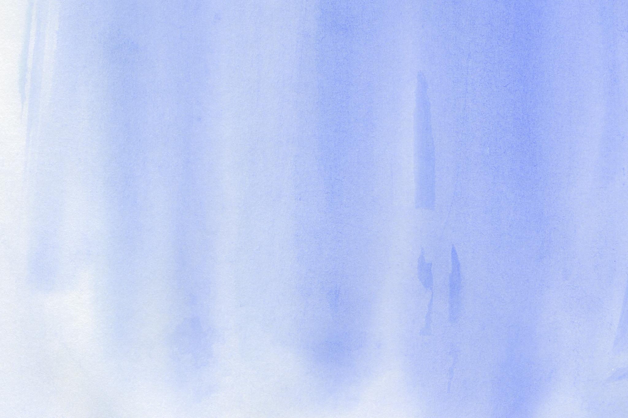 「水に滲むウイスタリアの絵具」