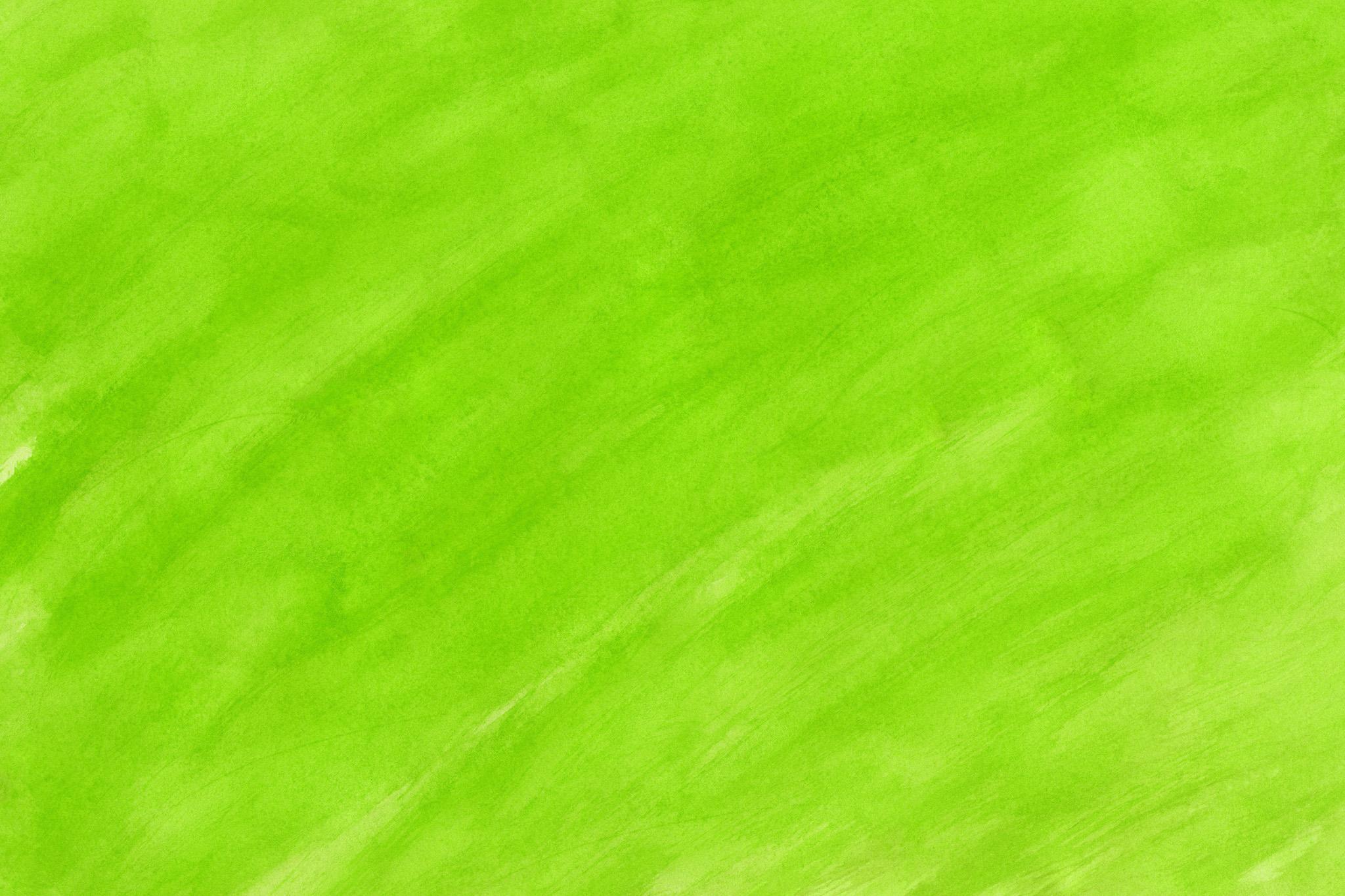 「メドウグリーンの水彩タッチ」