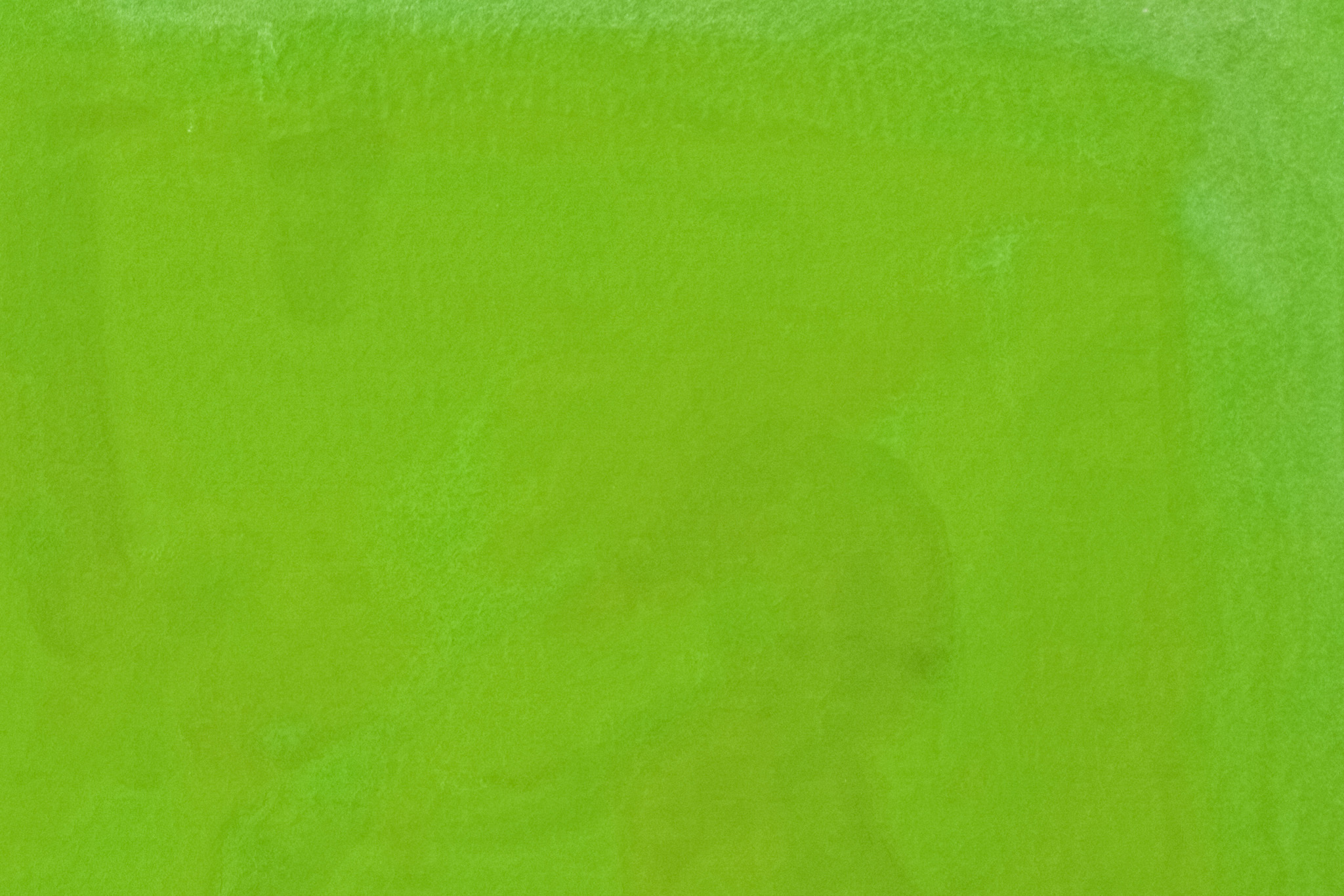 「鶸萌黄色の水彩平塗りテクスチャ」