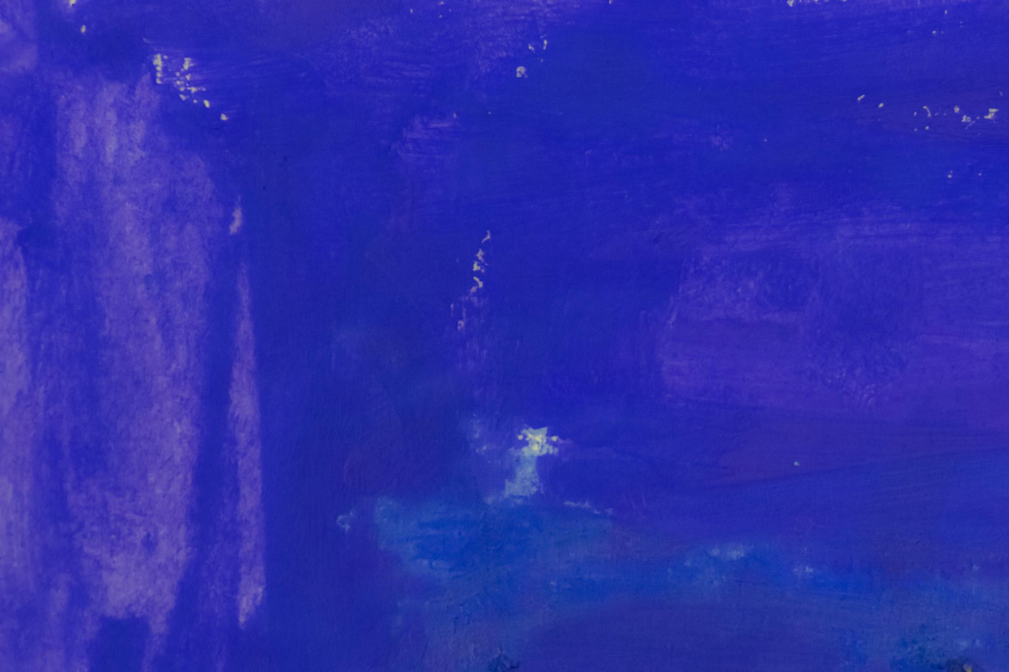 「鉄紺色の水彩バックグラウンド」