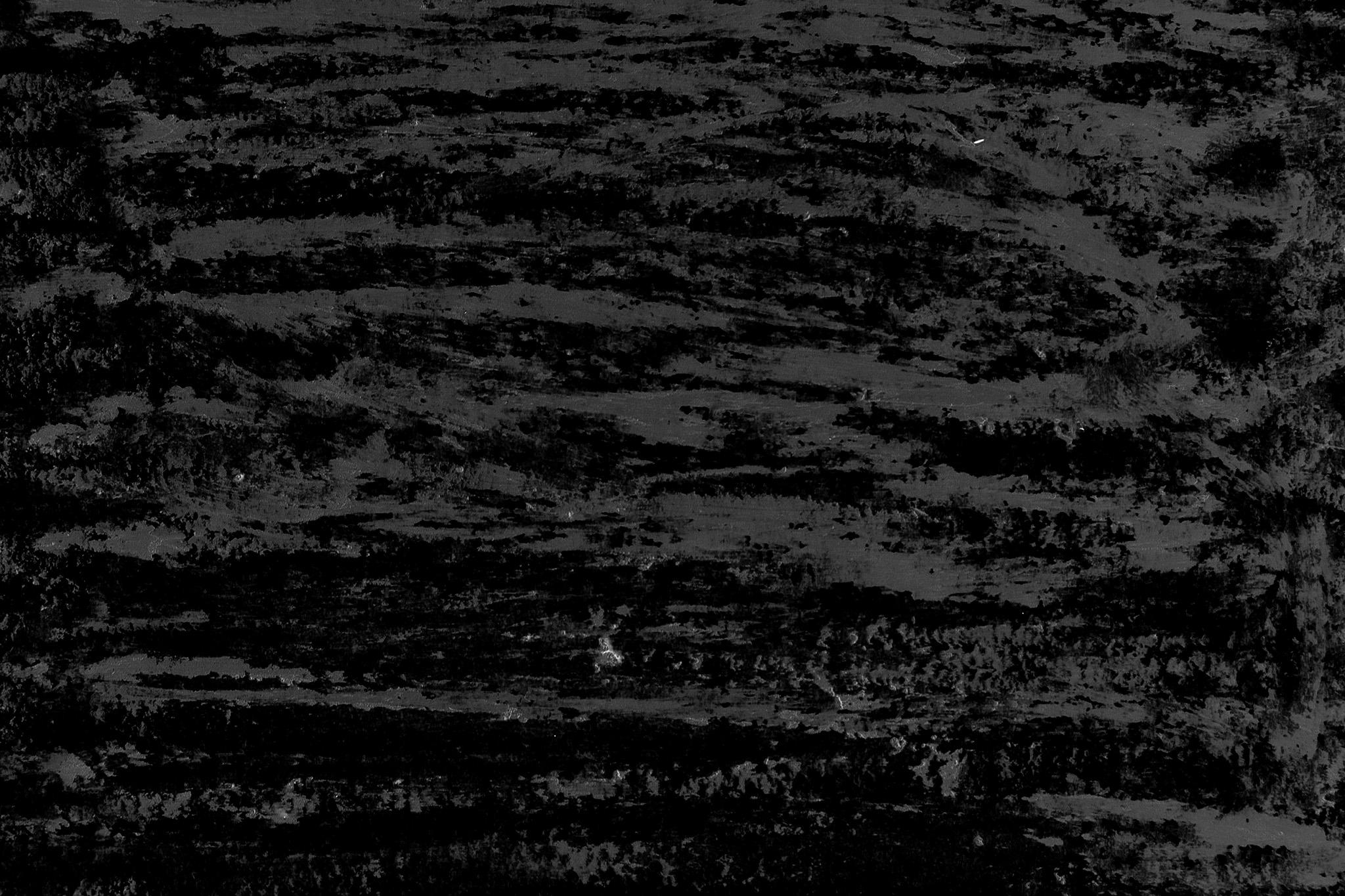 「黒いクレヨンで塗りつぶした背景」