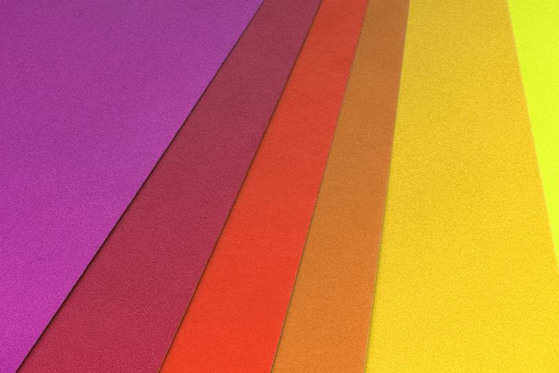 暖色系の背景素材の写真画像
