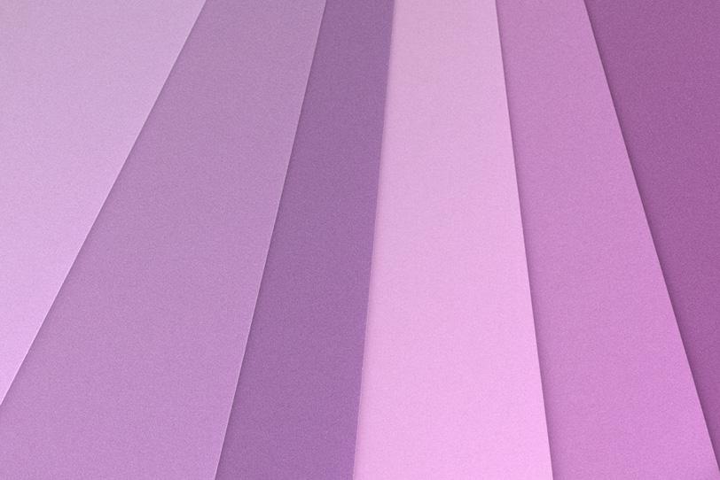 暖色系のパステルカラーの写真画像