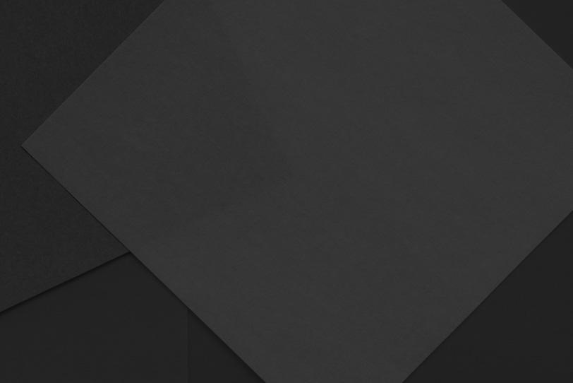 綺麗な黒色のシンプルな写真