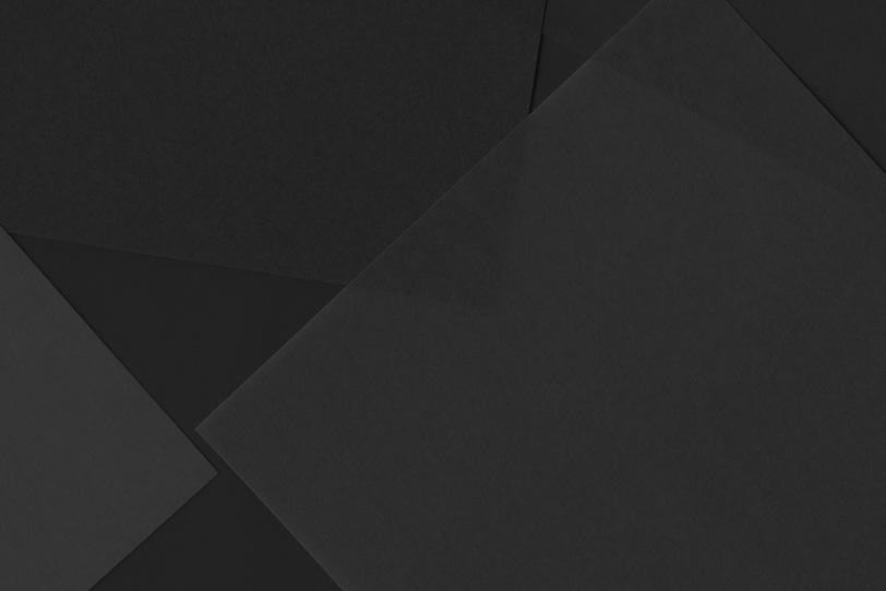 テクスチャ 黒色のシンプルな素材