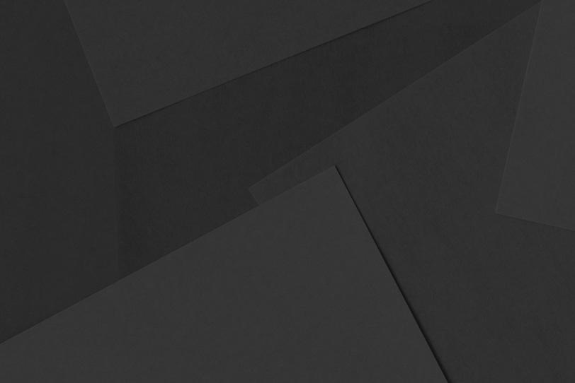 黒色のシンプルなフリー背景