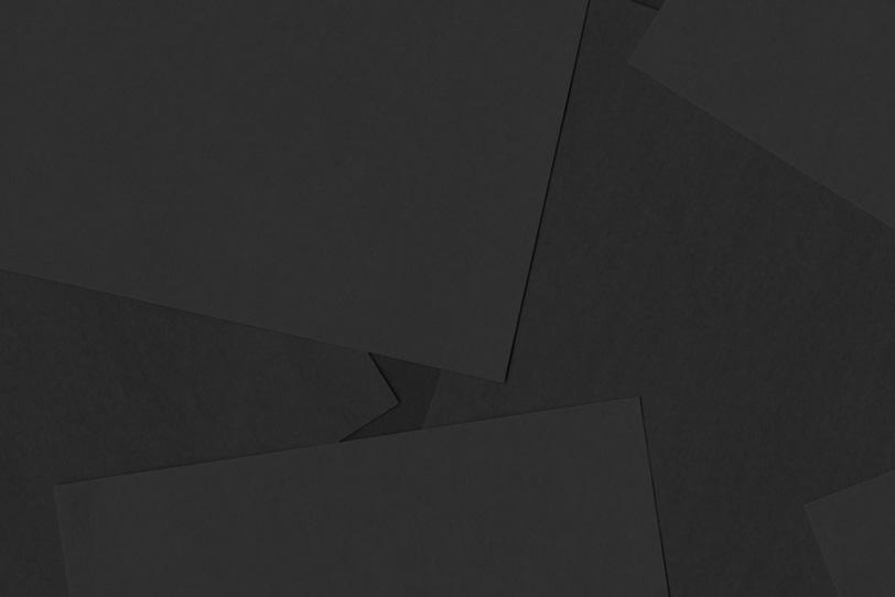 黒のシンプルな無地画像