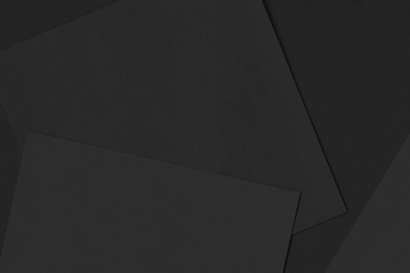 黒のシンプルでカッコイイ背景